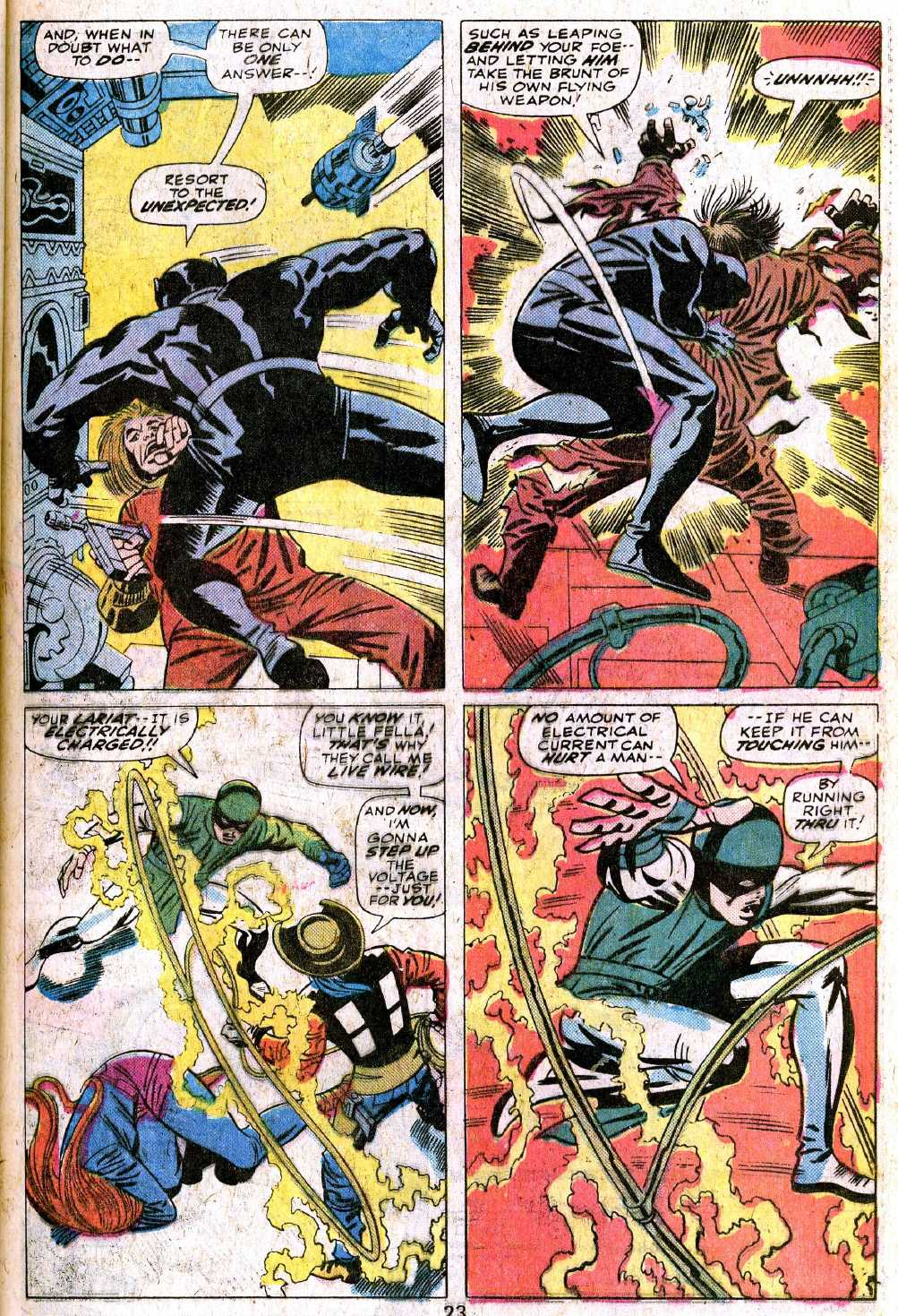 Giant-Size Fantastic Four issue 5 - Page 25
