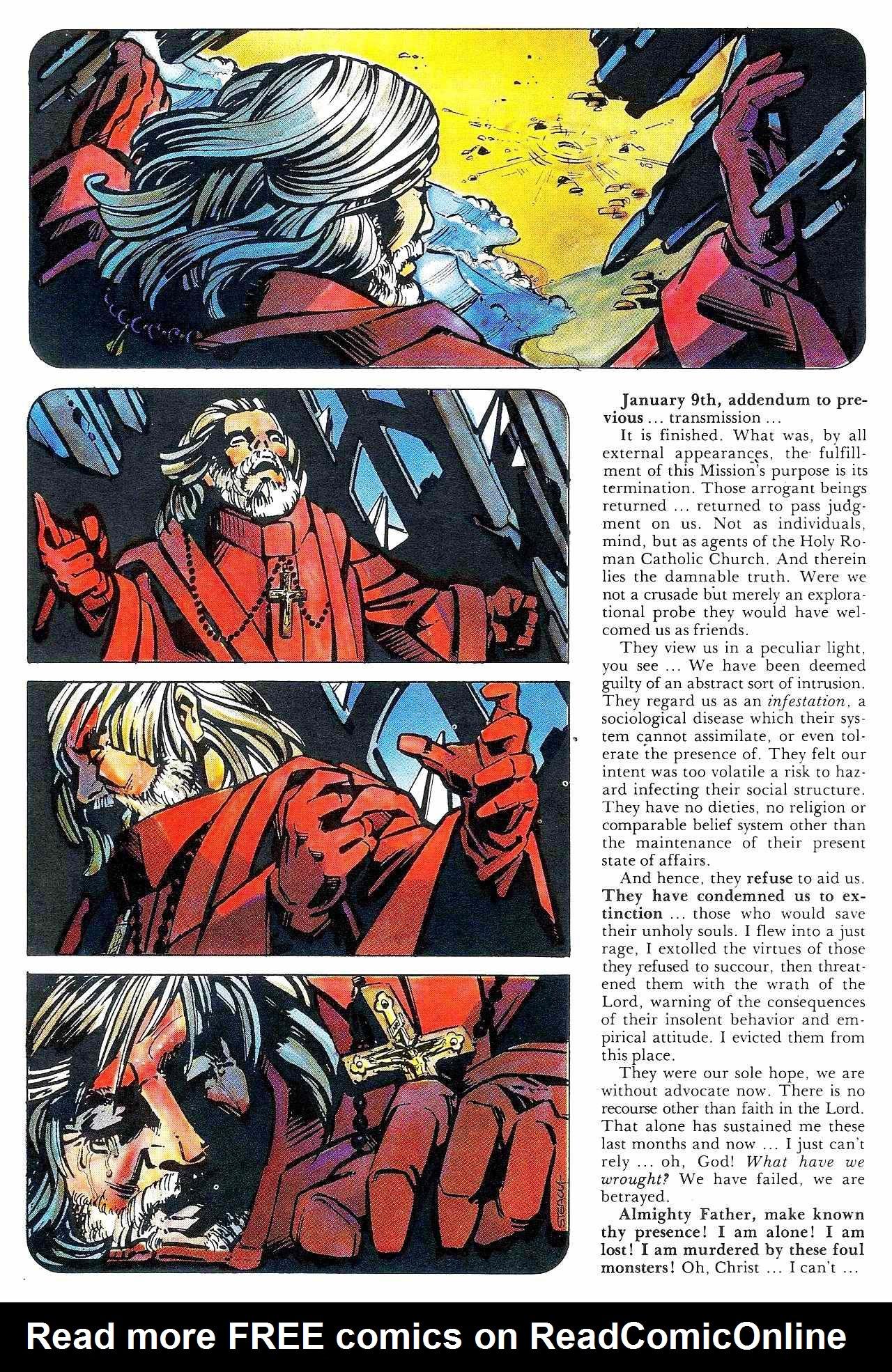 Read online Star*Reach comic -  Issue #14 - 25