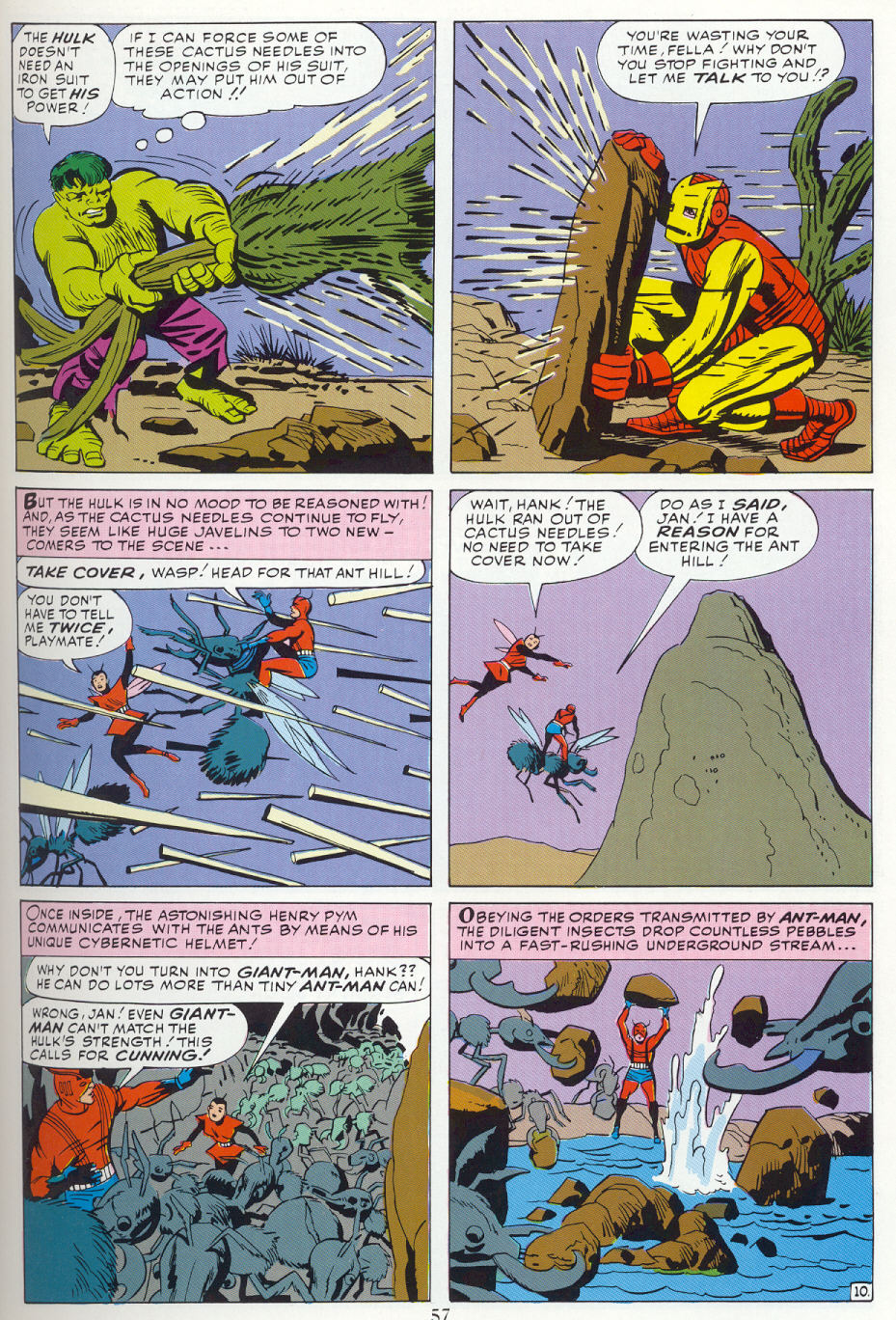 The Avengers (1963) 3 Page 10