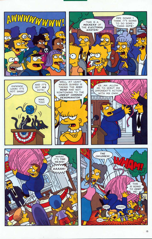 Read online Simpsons Comics comic -  Issue #87 - 14