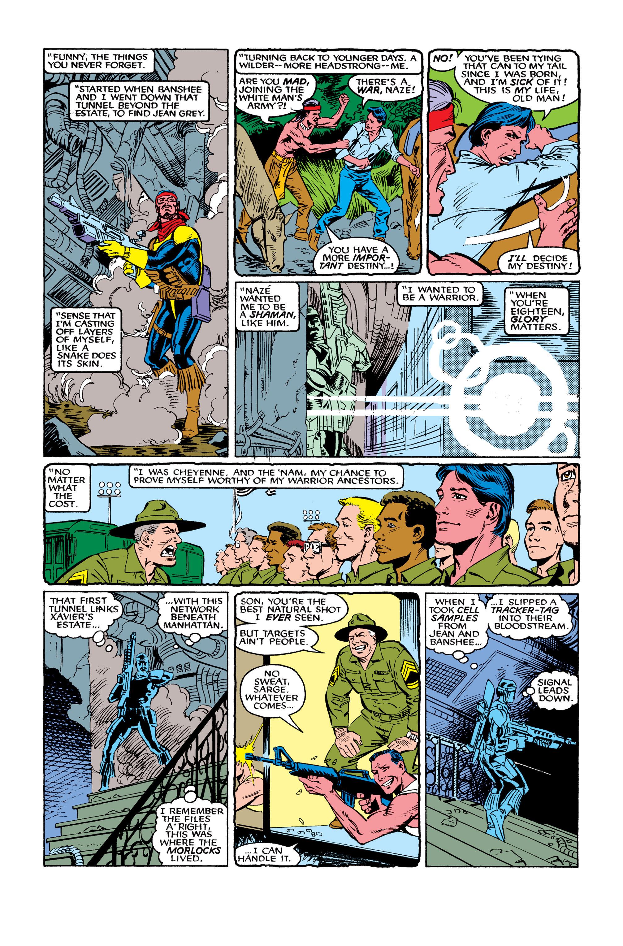 Read online Uncanny X-Men (1963) comic -  Issue #262 - 13