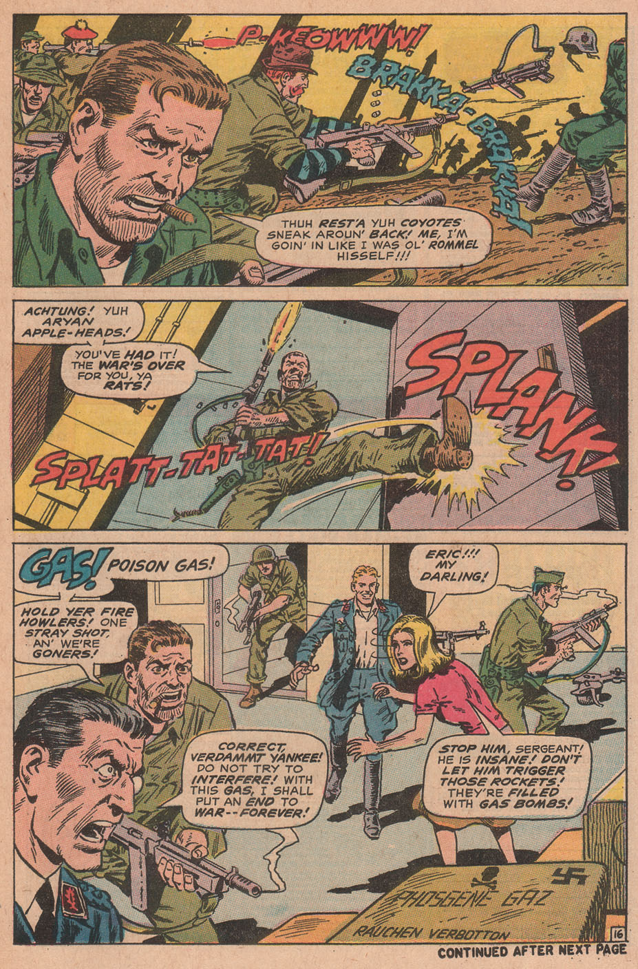 Read online Sgt. Fury comic -  Issue #78 - 25