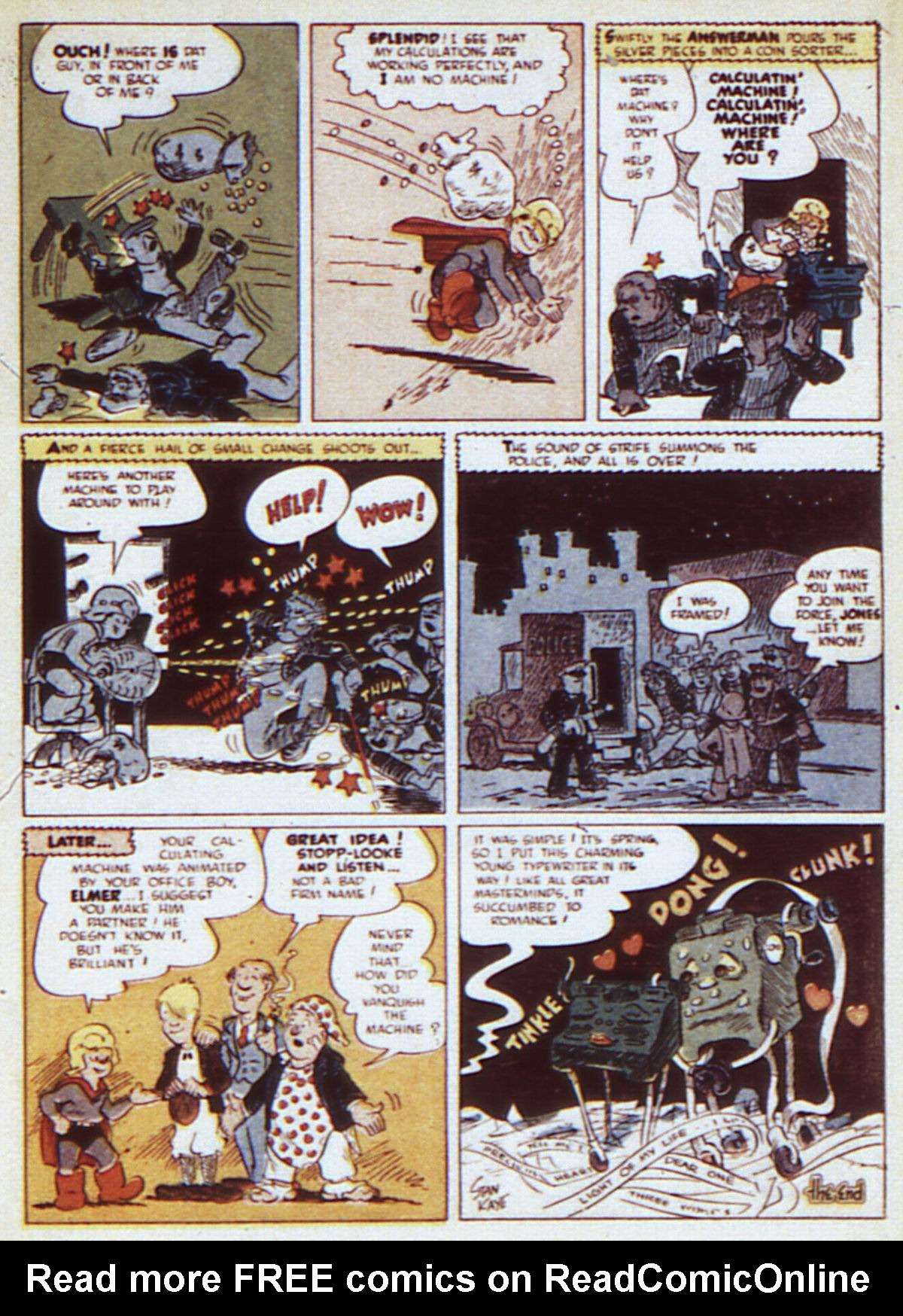 Read online Adventure Comics (1938) comic -  Issue #84 - 45