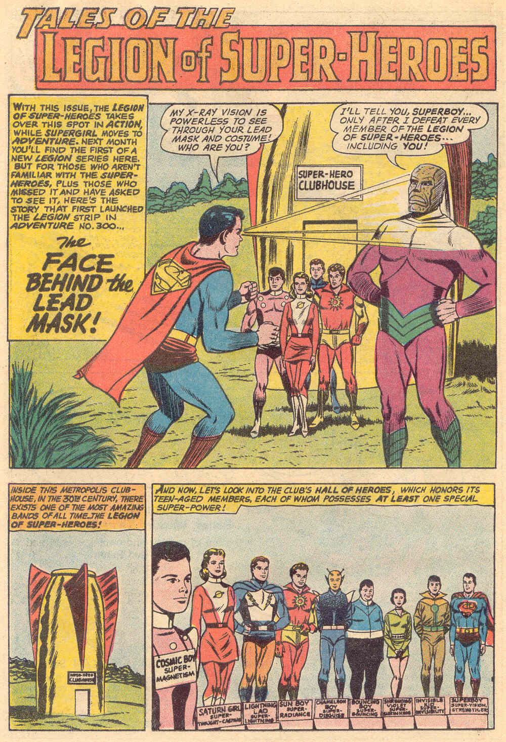 Read online Action Comics (1938) comic -  Issue #377 - 18