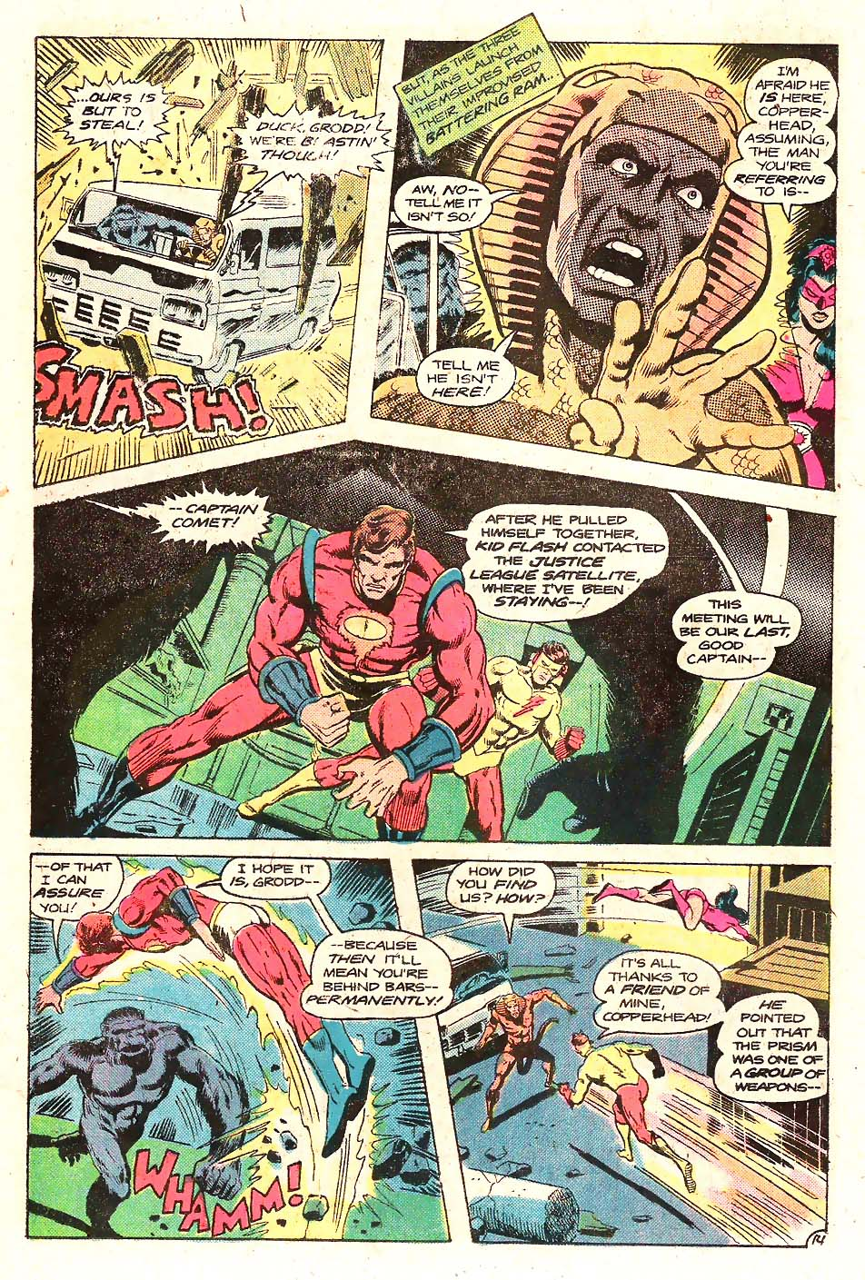 Read online Secret Society of Super-Villains comic -  Issue #8 - 15