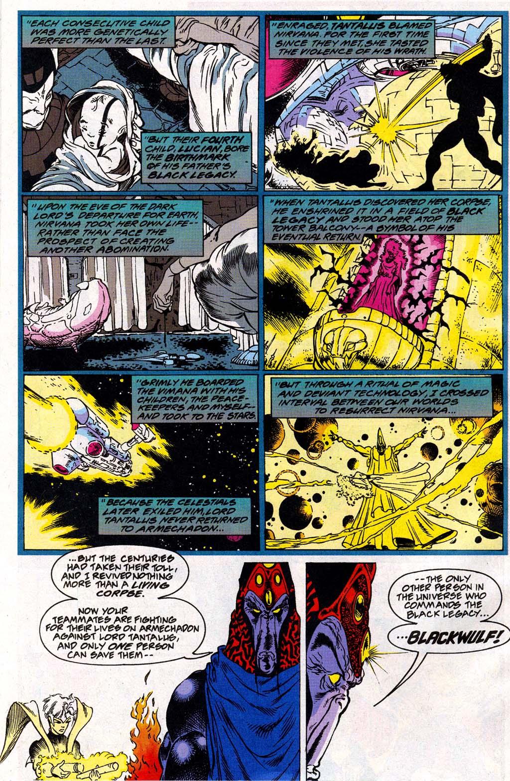 Read online Blackwulf comic -  Issue #9 - 15