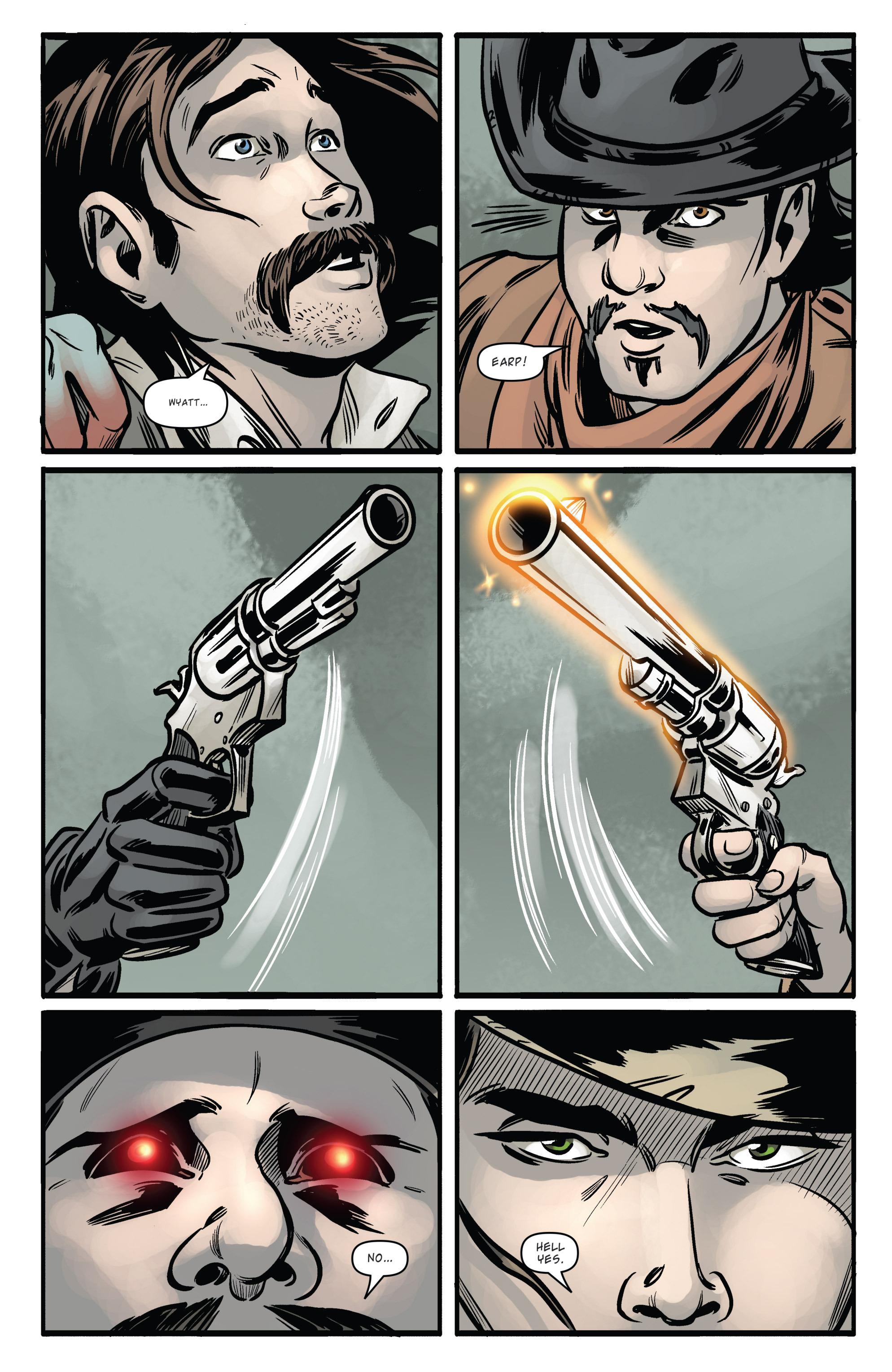 Read online Wynonna Earp (2016) comic -  Issue #6 - 18