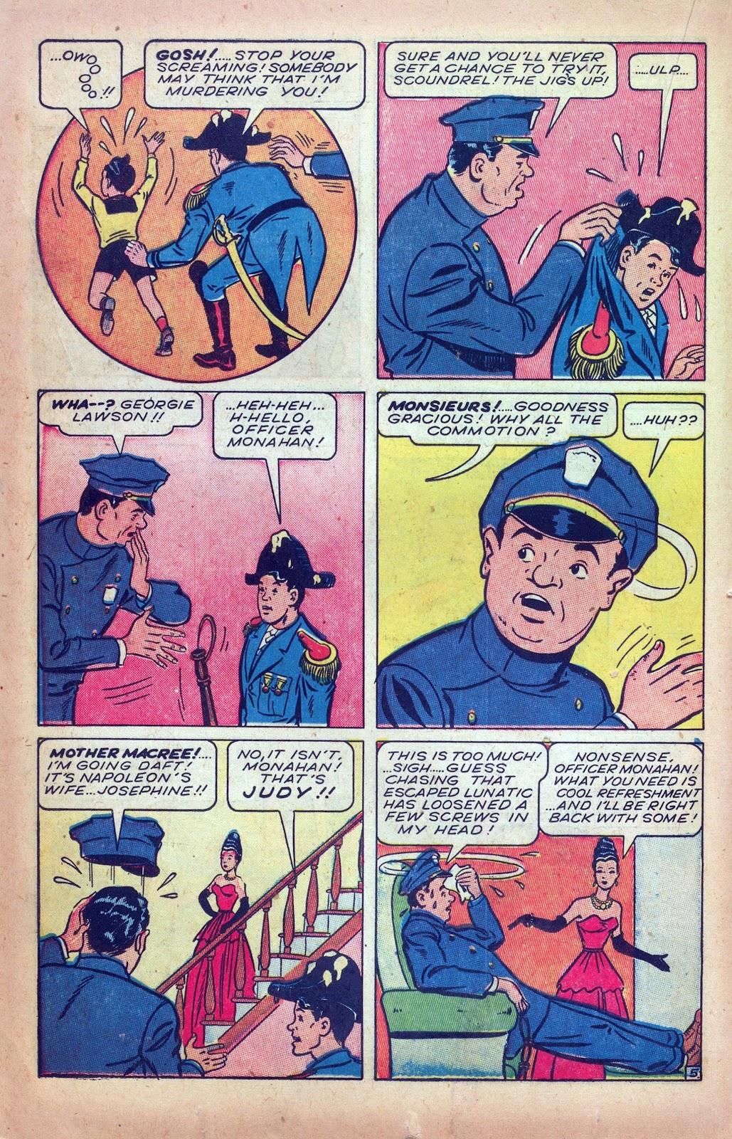 Read online Joker Comics comic -  Issue #26 - 26