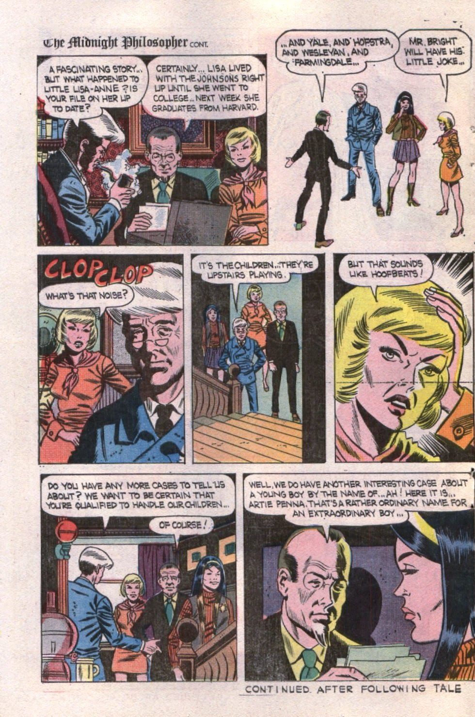 Midnight Tales issue 6 - Page 12