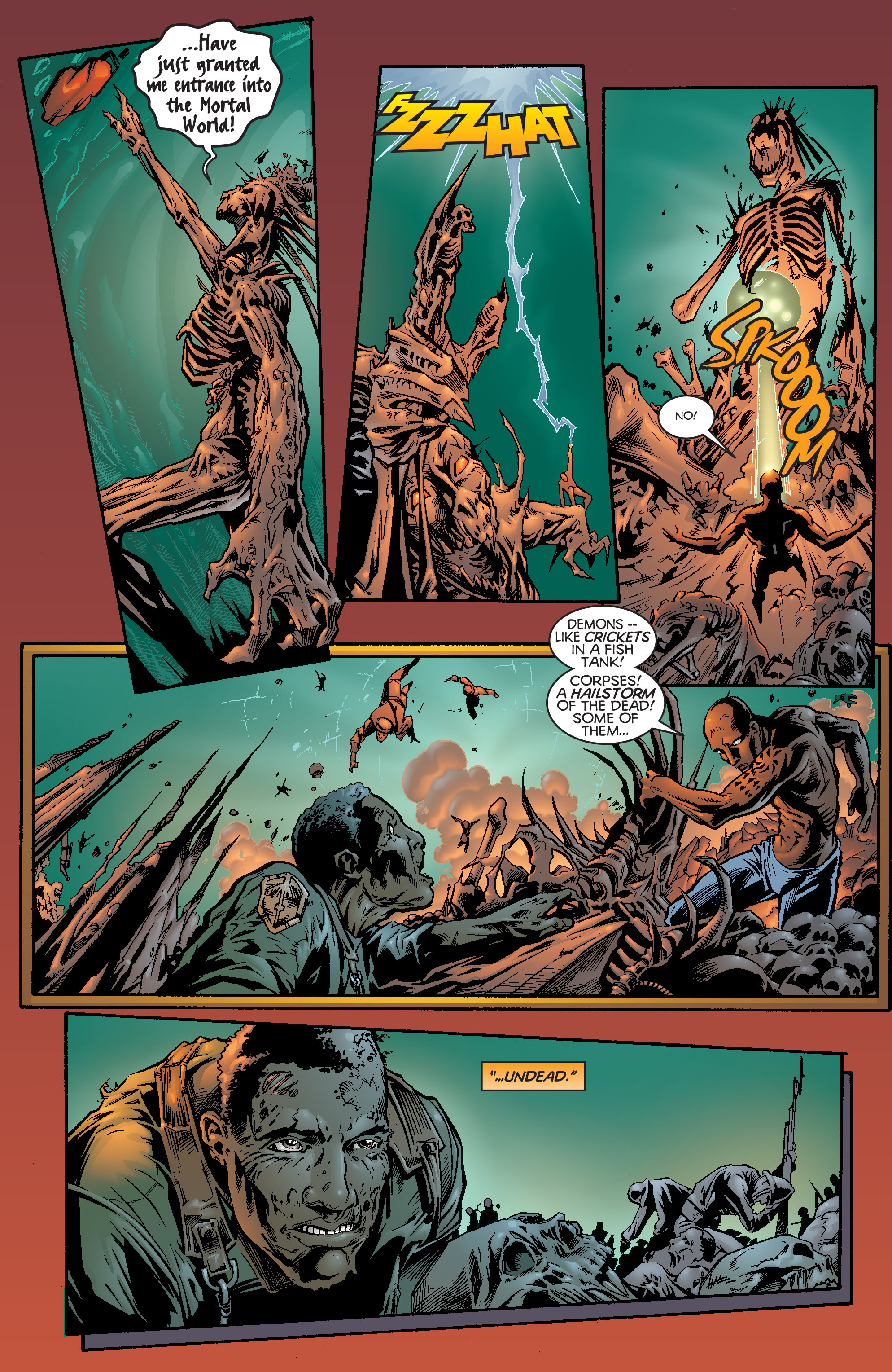 Read online Shadowman (1997) comic -  Issue #20 - 8