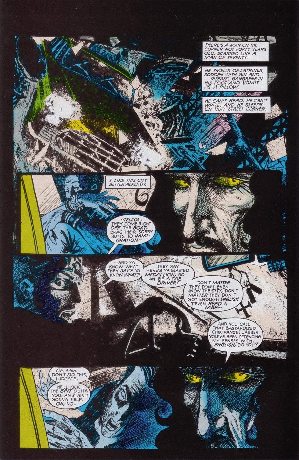 Read online Druid comic -  Issue #2 - 5