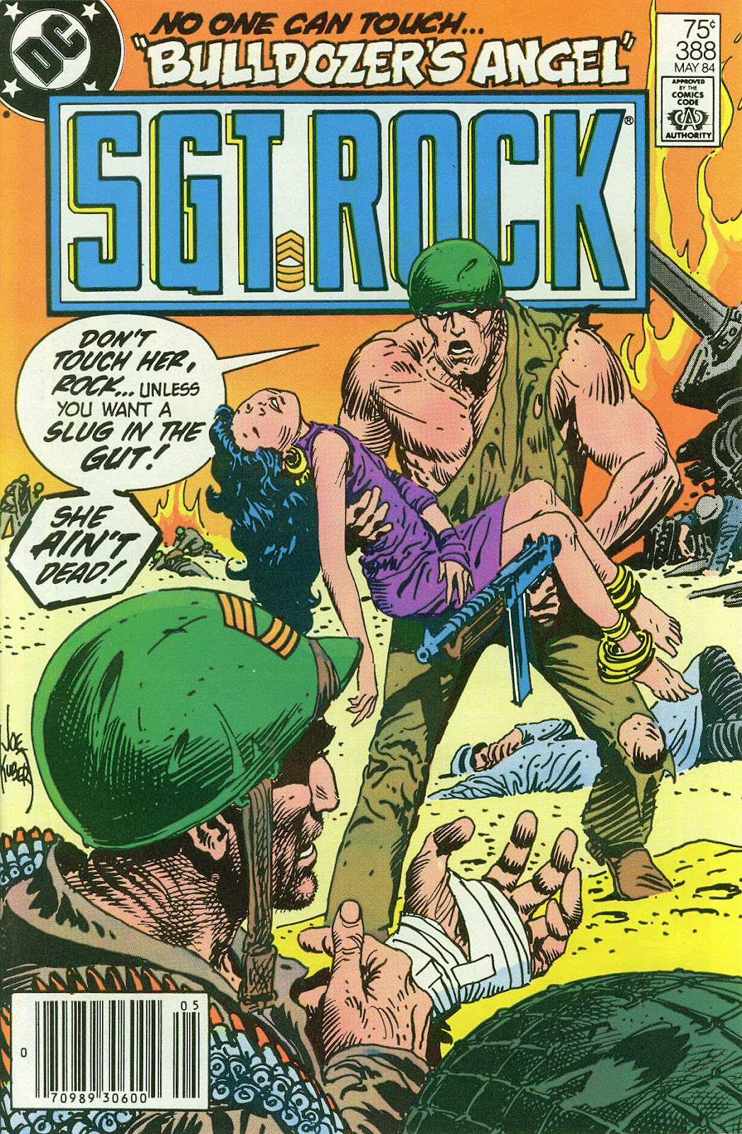 Sgt. Rock issue 388 - Page 1