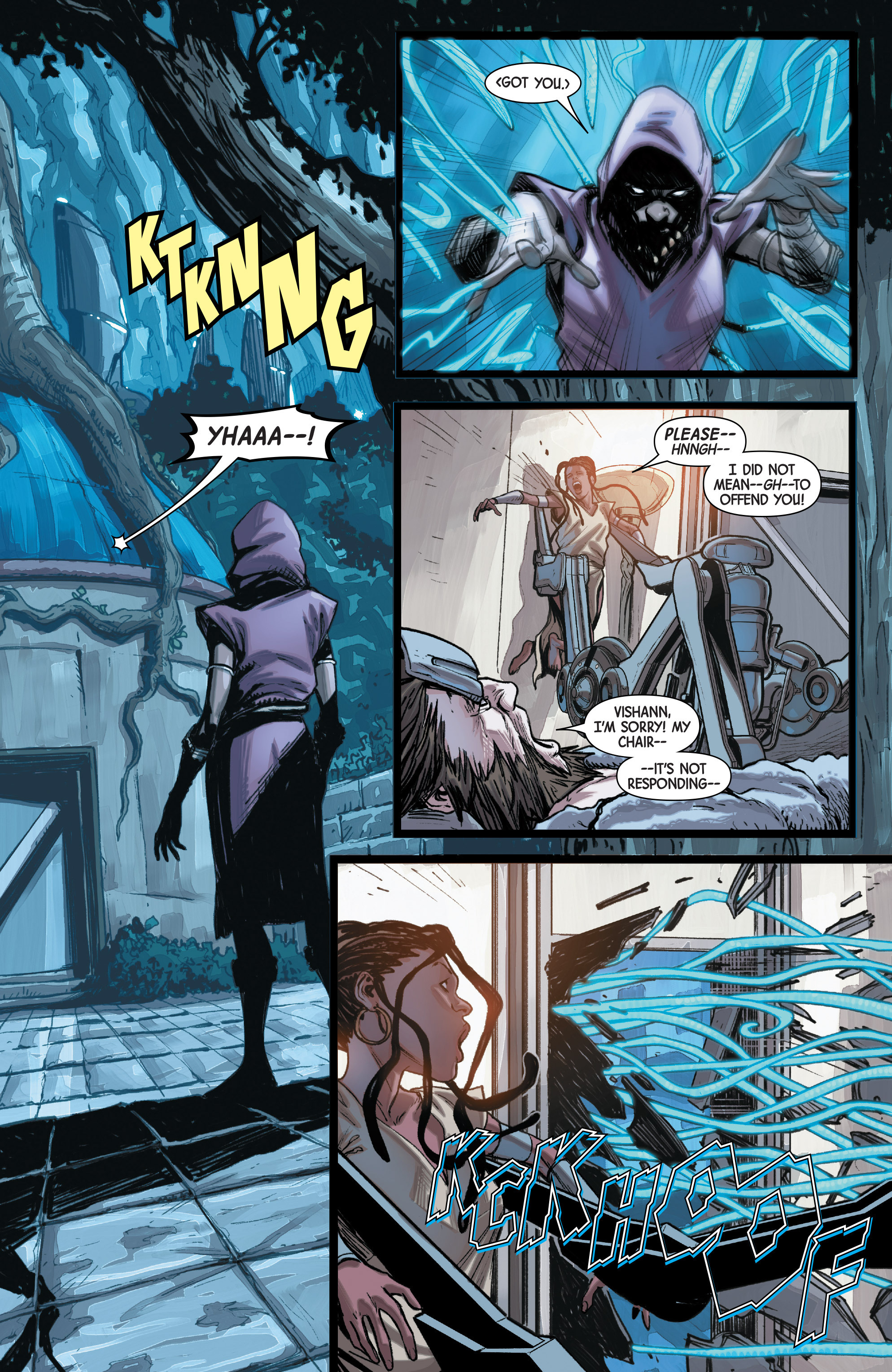 Read online All-New Inhumans comic -  Issue #8 - 20