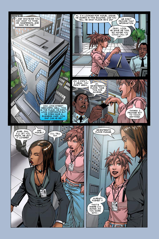 Read online Amazing Fantasy (2004) comic -  Issue #3 - 5