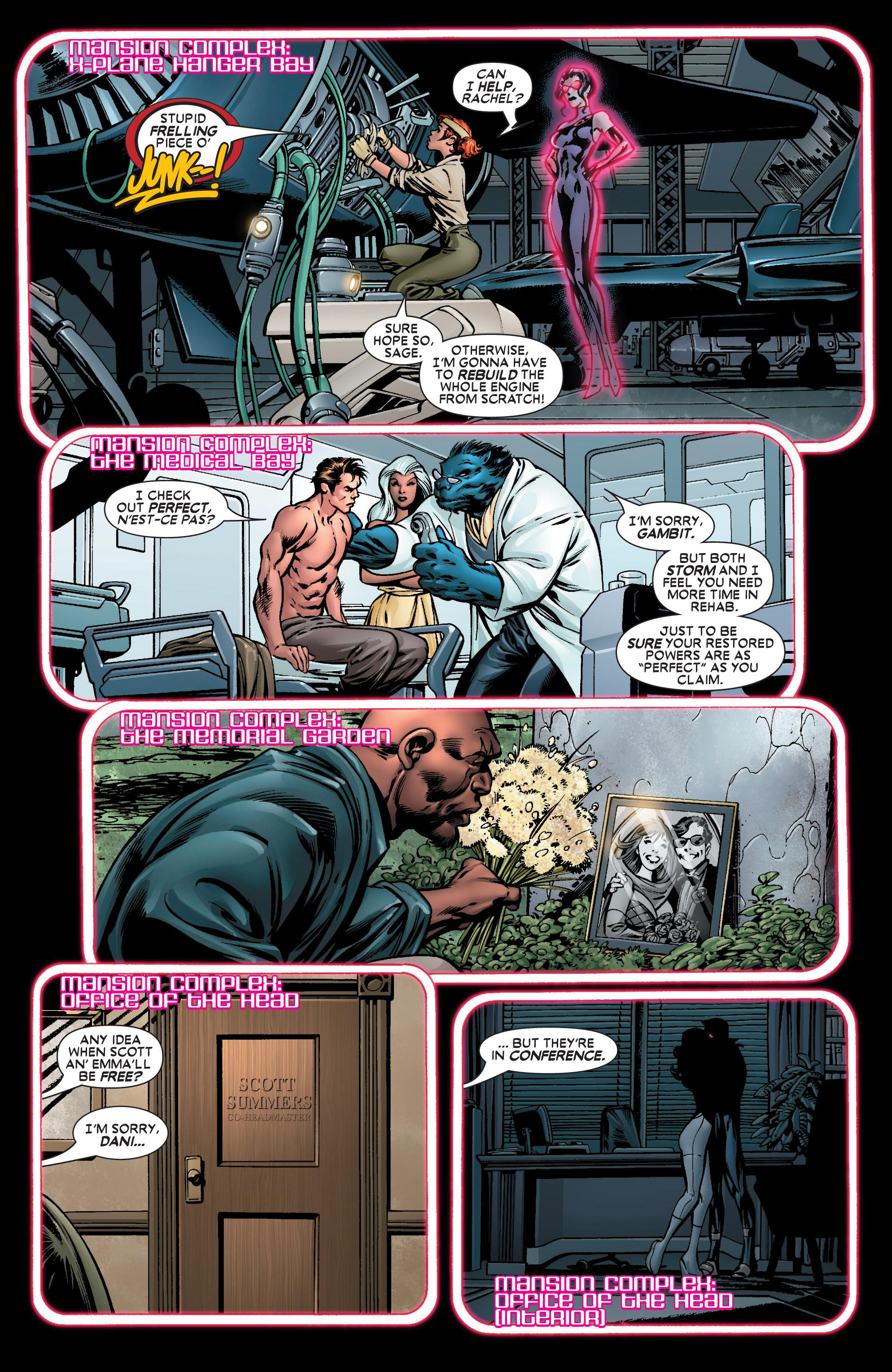 Read online Uncanny X-Men (1963) comic -  Issue #444 - 11