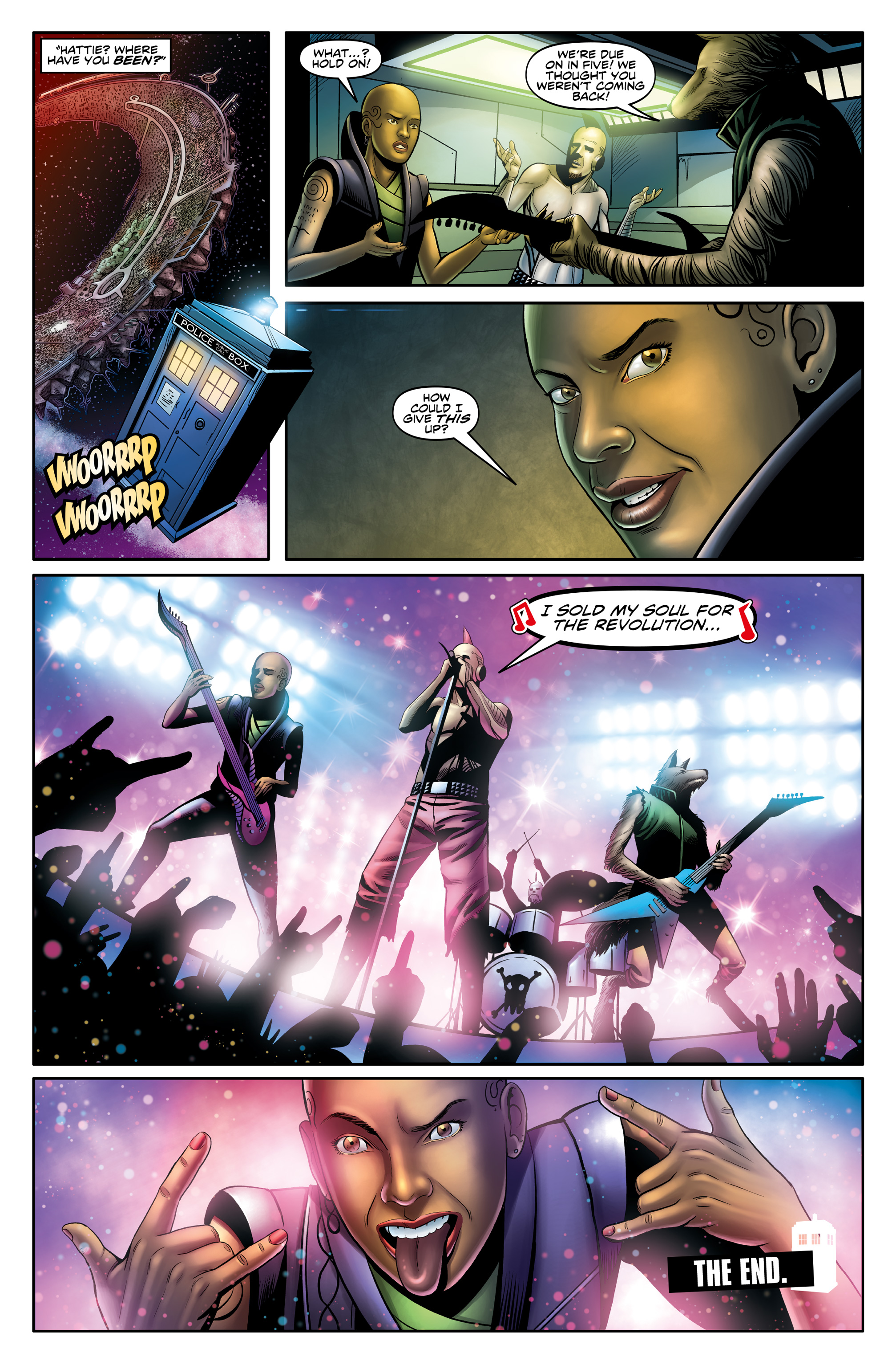 Read online Doctor Who: The Twelfth Doctor Year Three comic -  Issue #4 - 26
