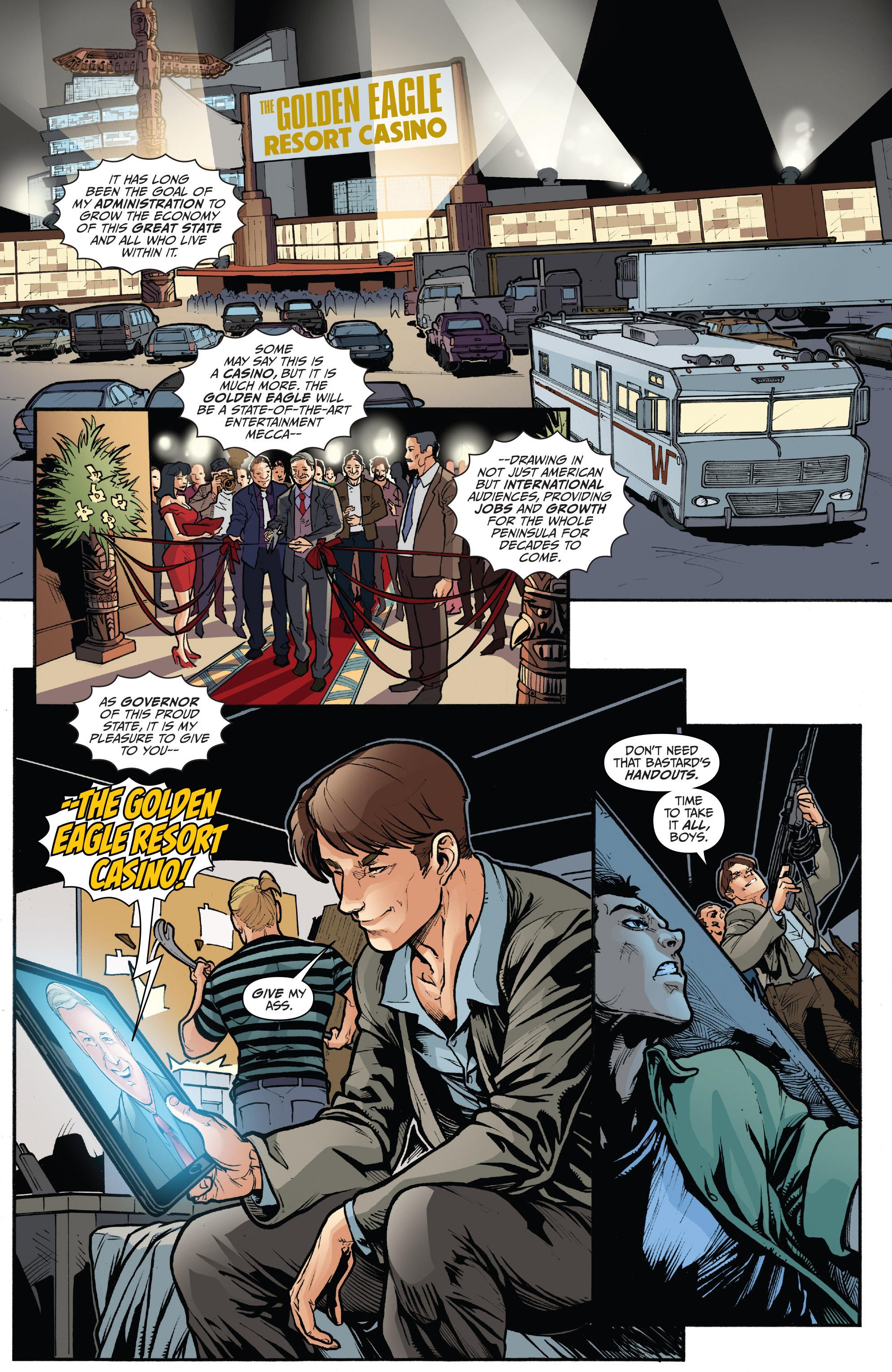 Read online 3 Guns comic -  Issue #6 - 3