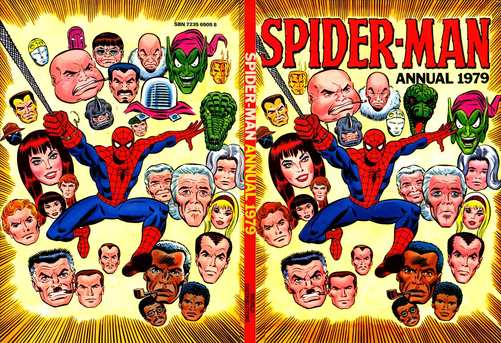 Spider-Man Annual (1974) 1979 Page 1