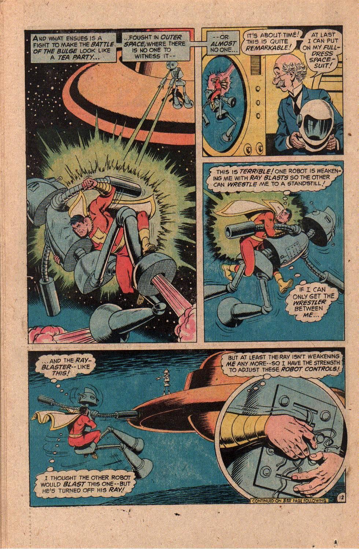 Read online Shazam! (1973) comic -  Issue #20 - 20