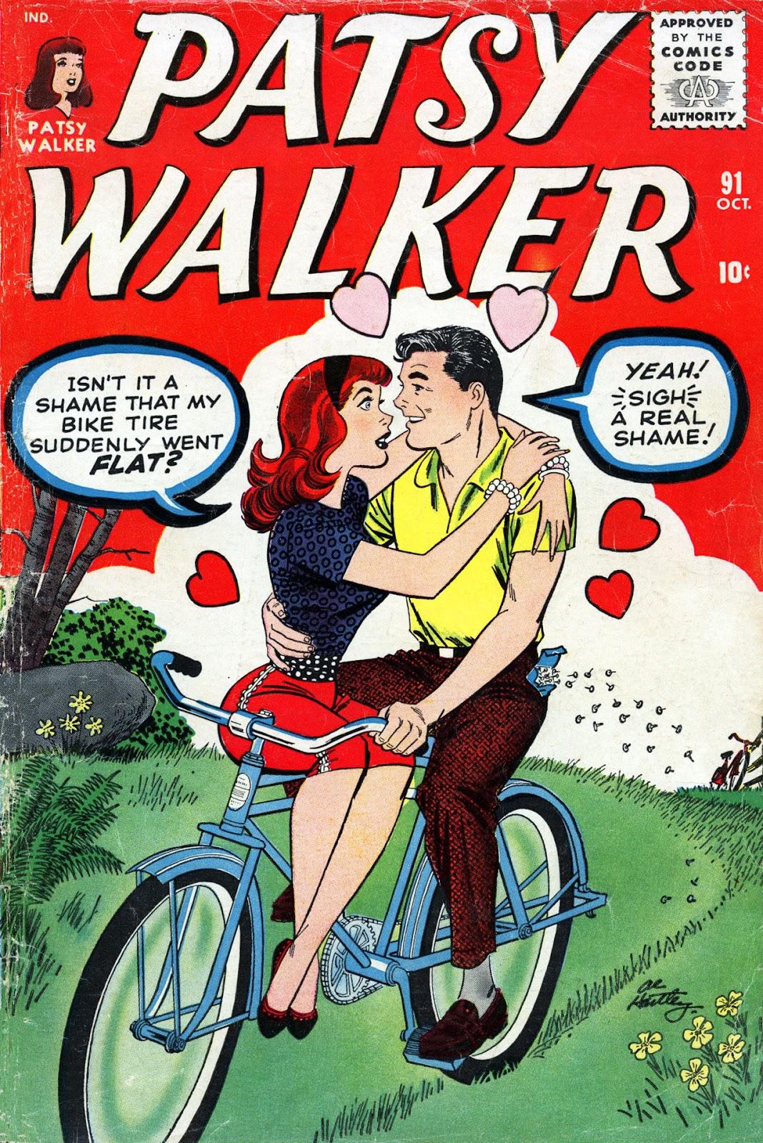 Patsy Walker 91 Page 1