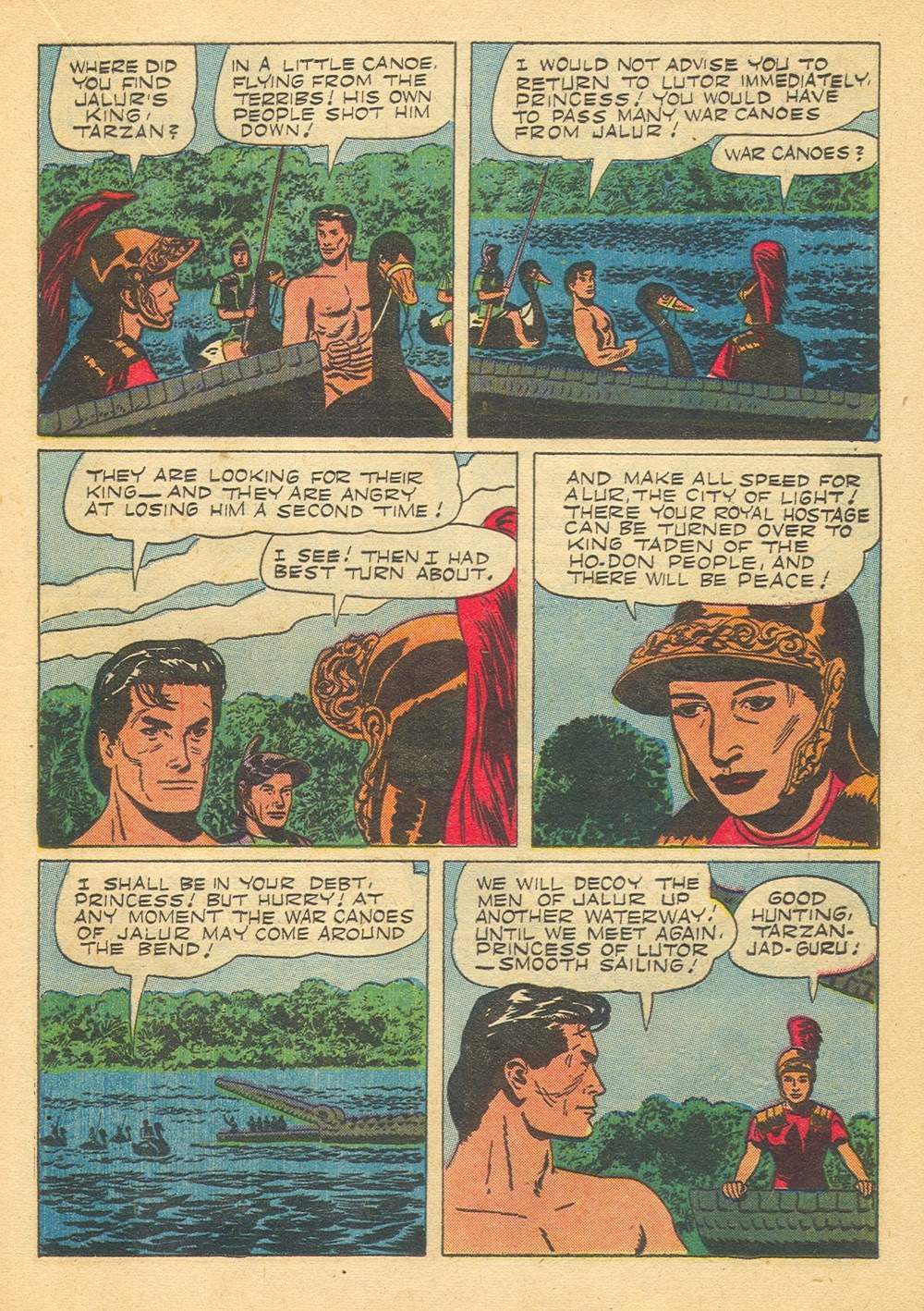 Tarzan (1948) issue 70 - Page 17