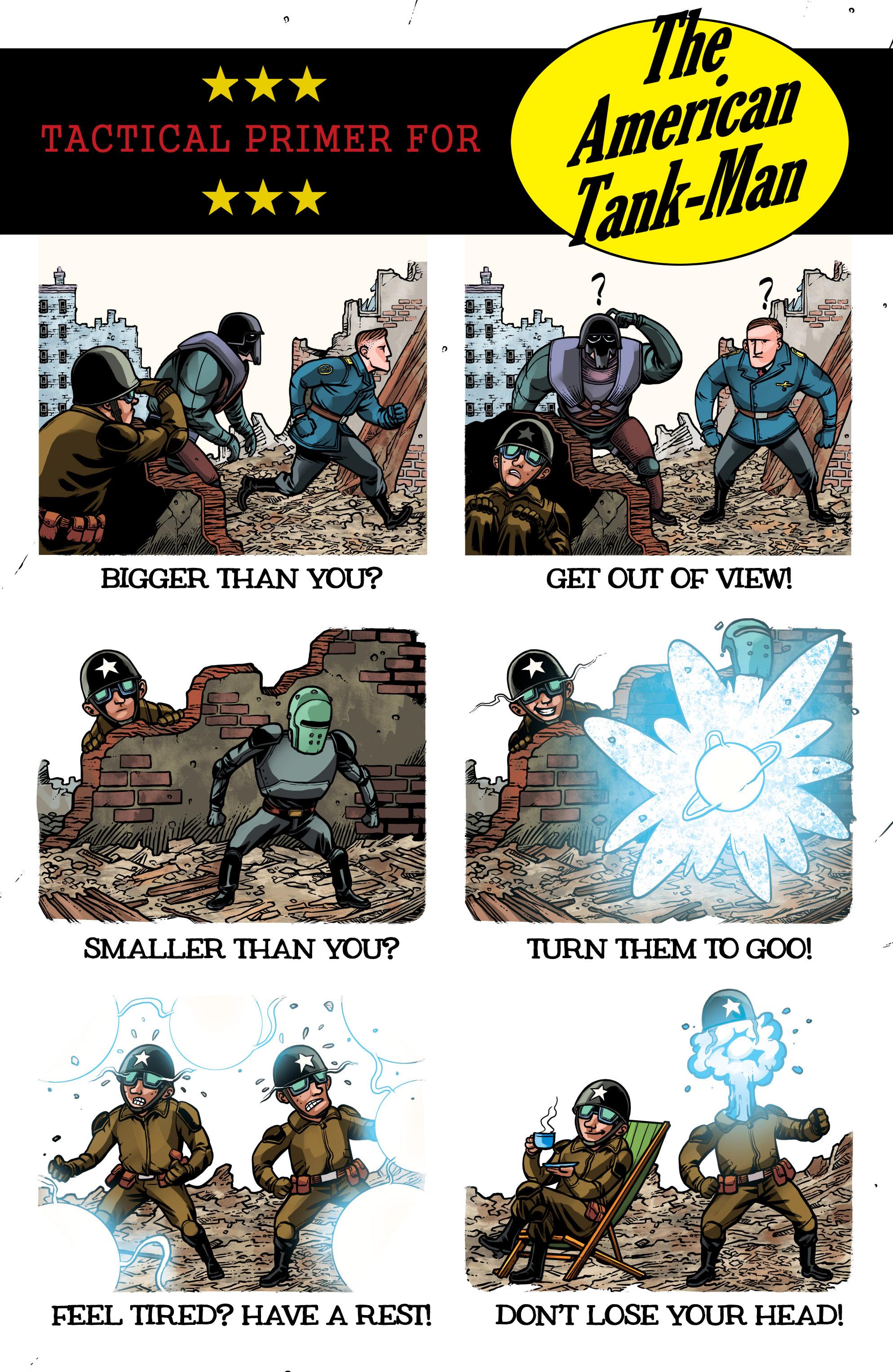 Read online Uber: Invasion comic -  Issue #5 - 9