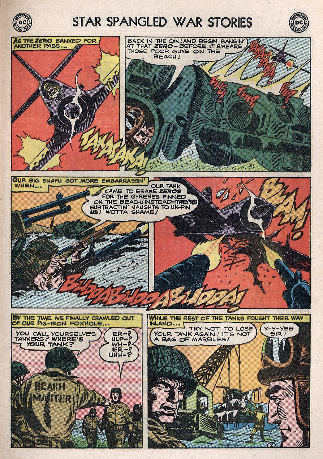 Star Spangled War Stories (1952) issue 122 - Page 25