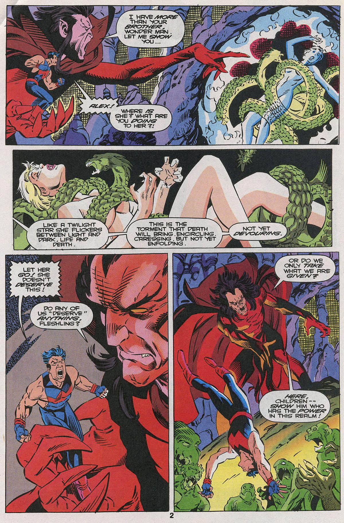 Read online Wonder Man (1991) comic -  Issue #22 - 3