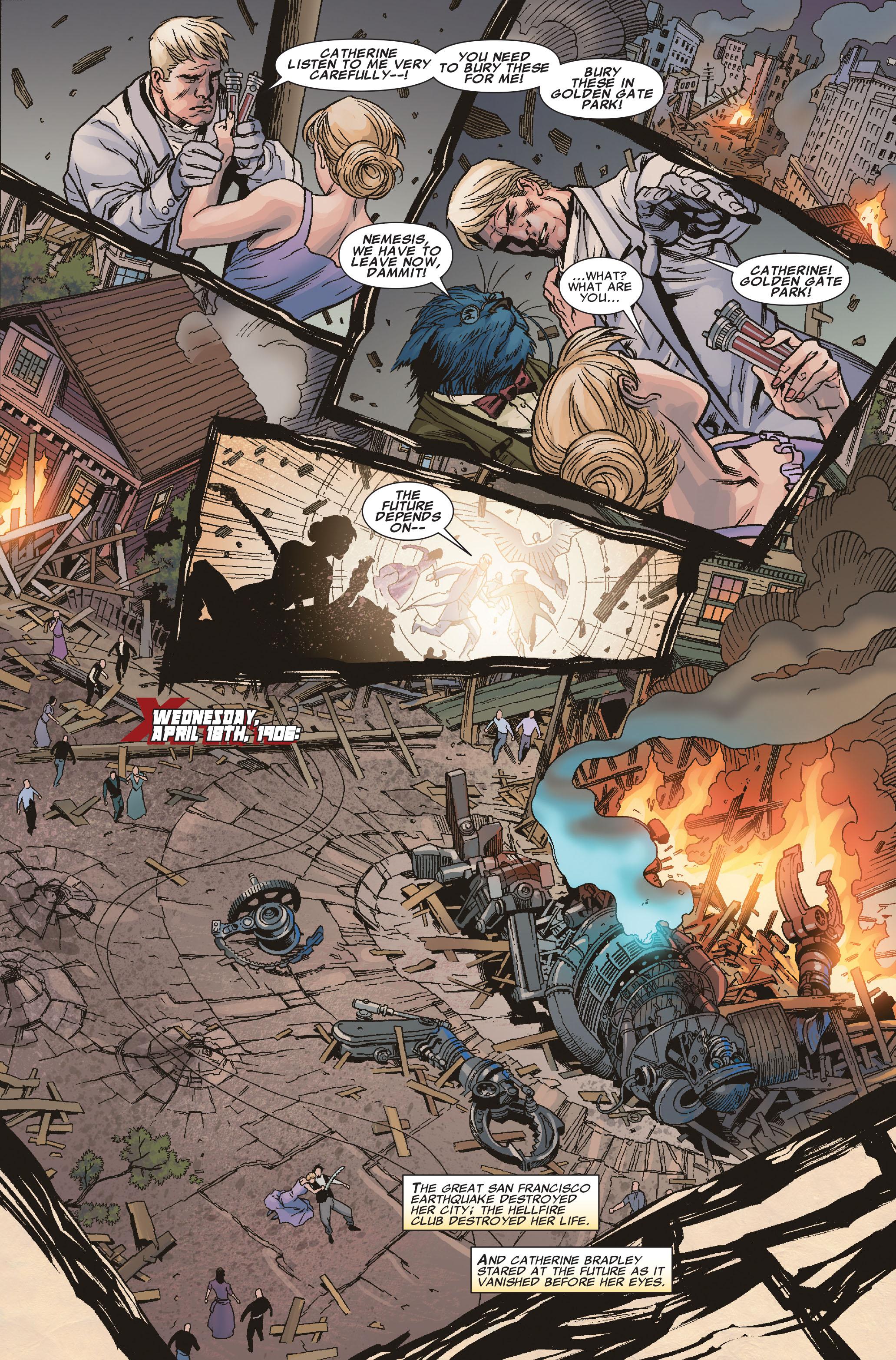 Read online Uncanny X-Men (1963) comic -  Issue #512 - 37