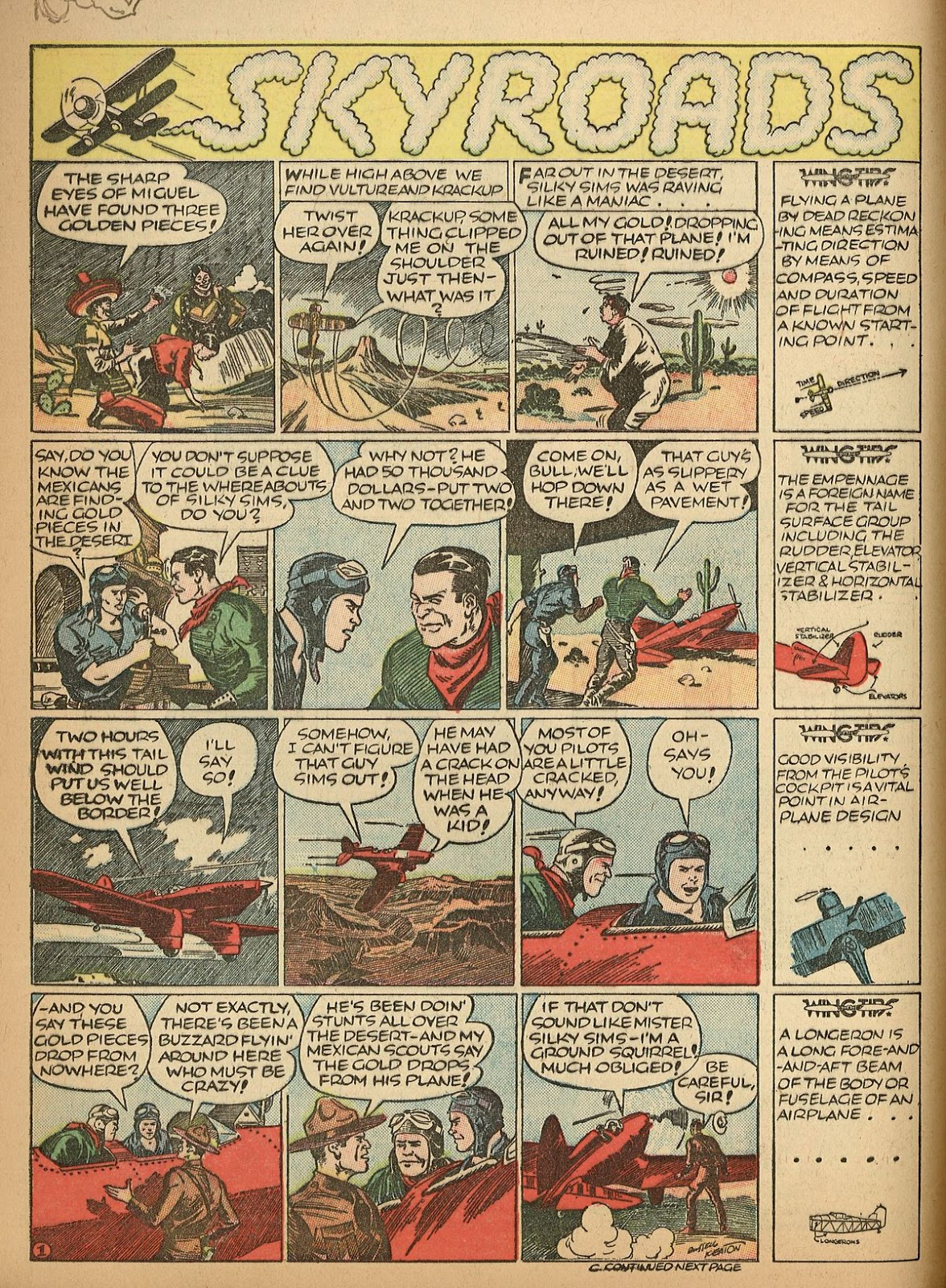 Read online Famous Funnies comic -  Issue #55 - 12