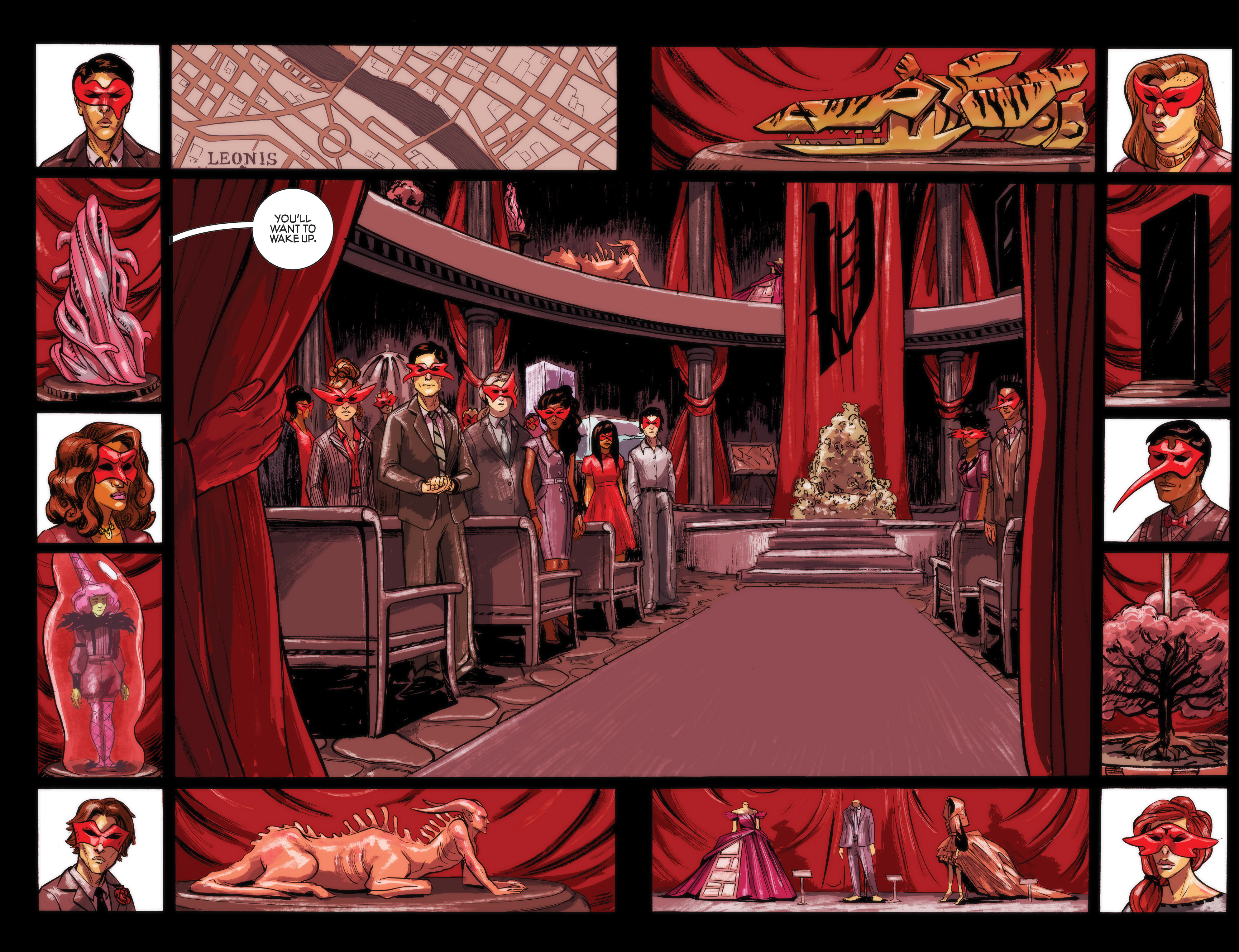 Read online Shutter comic -  Issue #12 - 6