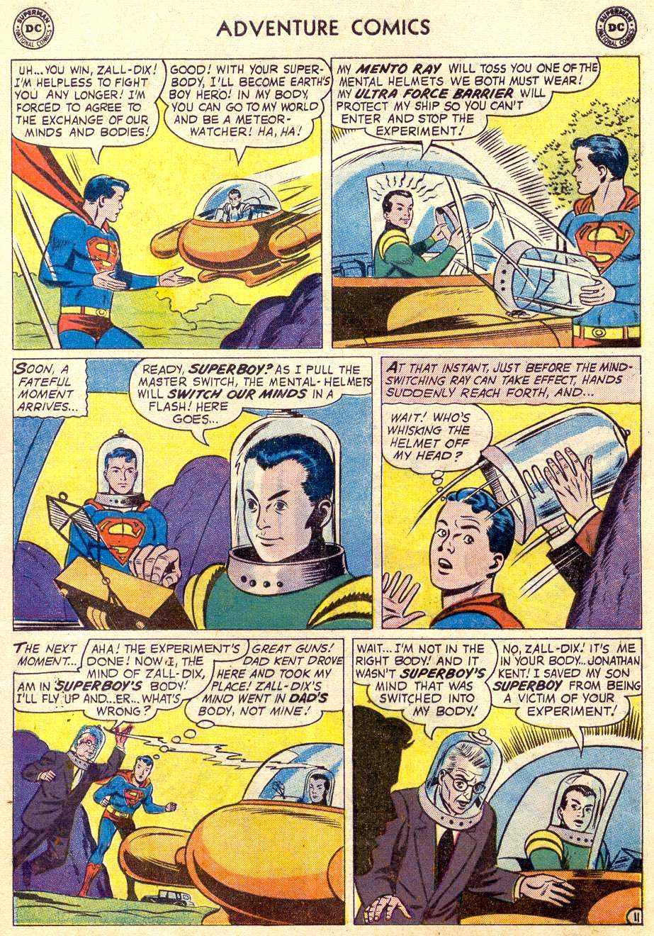 Read online Adventure Comics (1938) comic -  Issue #264 - 13