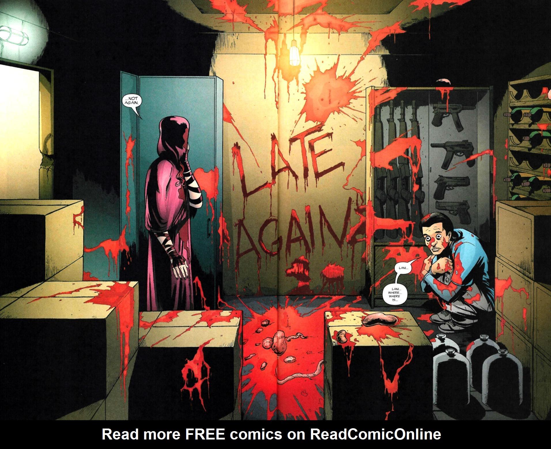 Read online Fallen Angel (2003) comic -  Issue #4 - 21
