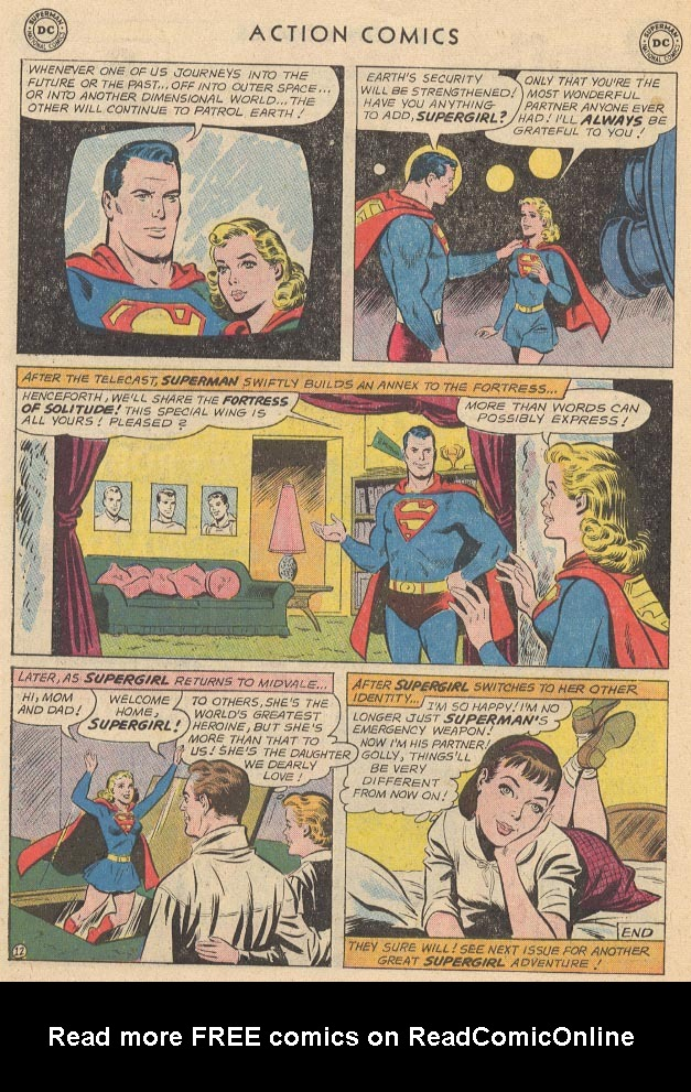 Read online Action Comics (1938) comic -  Issue #285 - 30