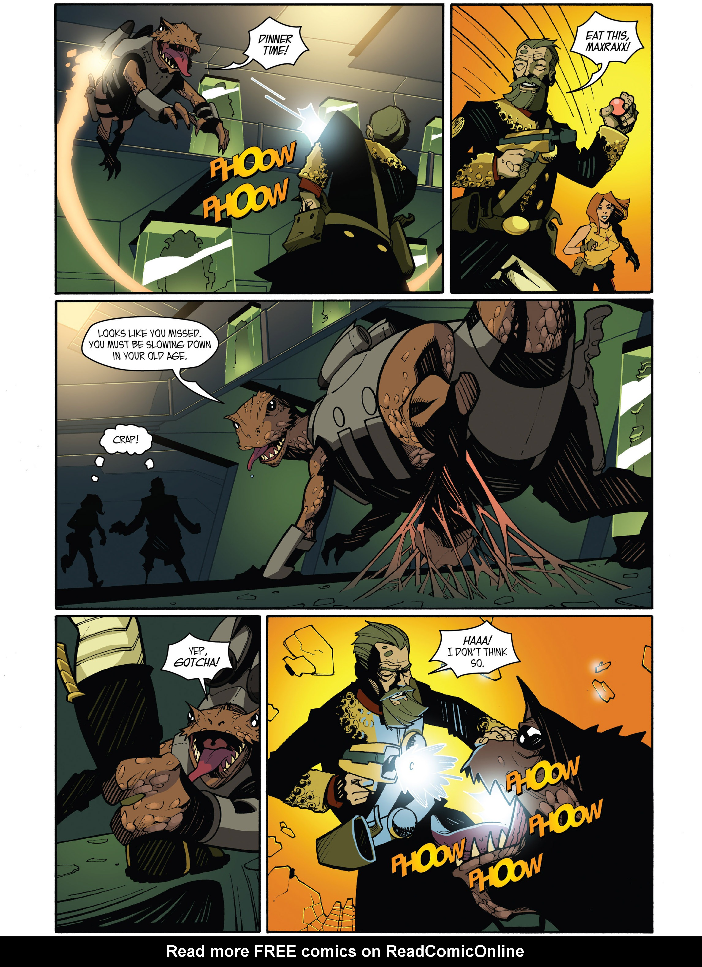 Read online Amber Atoms comic -  Issue #5 - 21