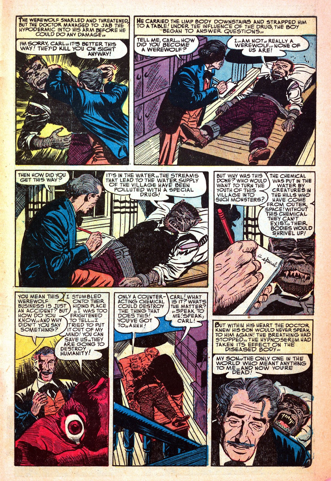 Mystic (1951) issue 32 - Page 31