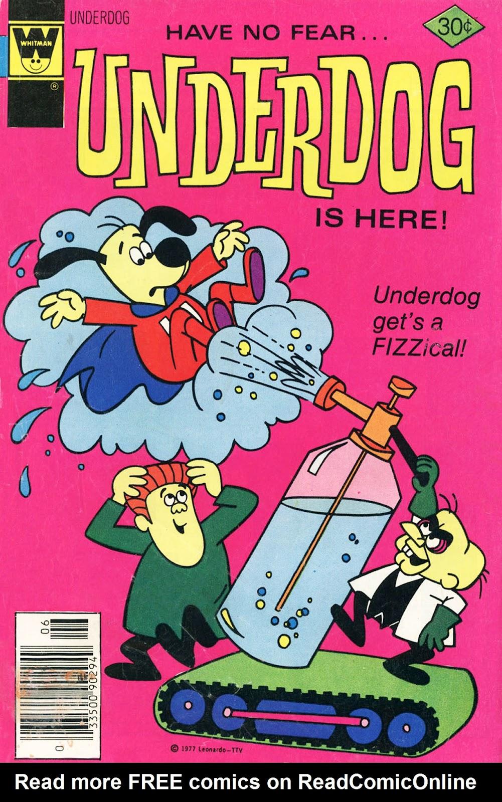 Underdog (1975) issue 13 - Page 1