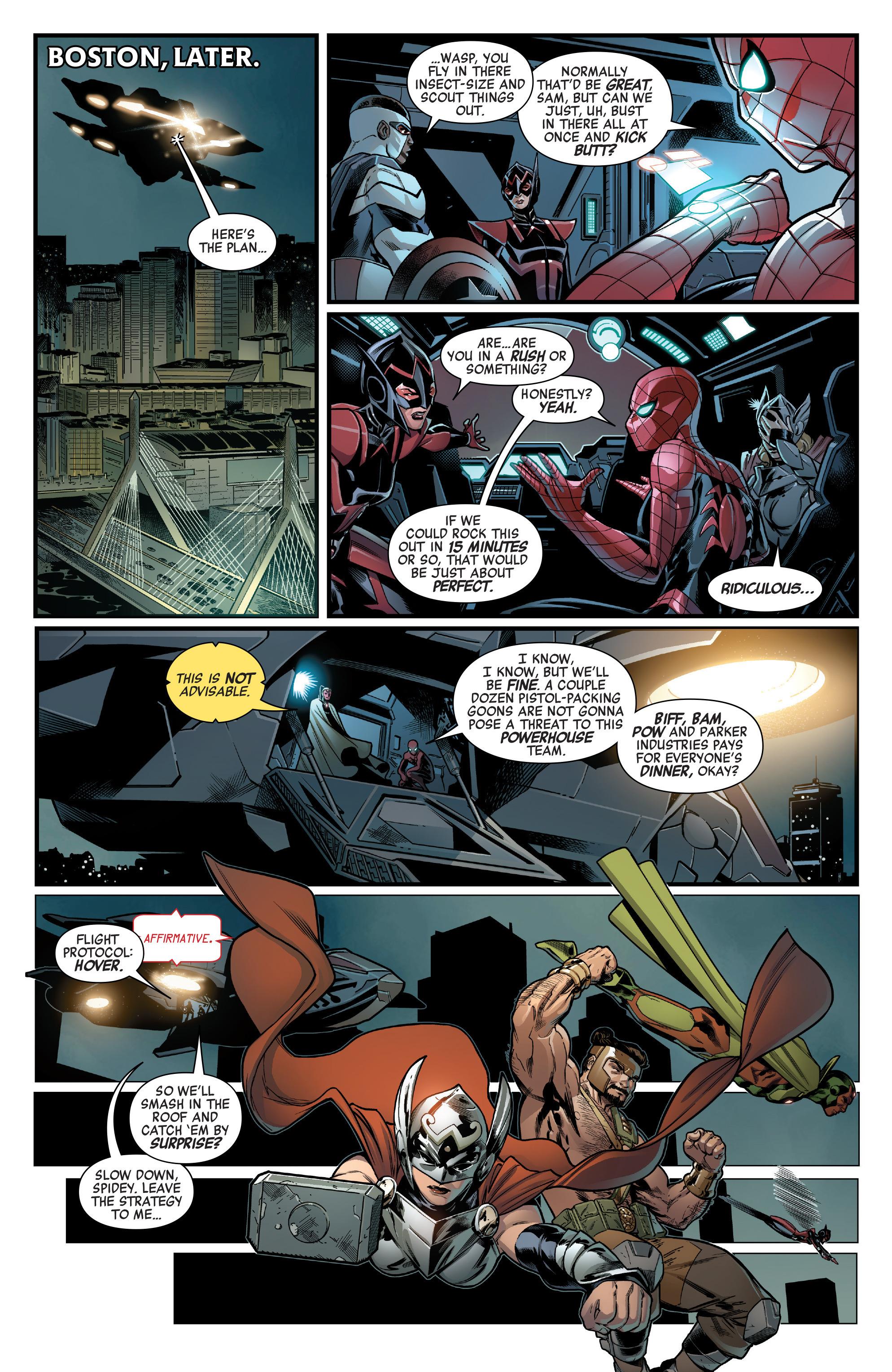 Read online Avengers (2016) comic -  Issue #1.MU - 7