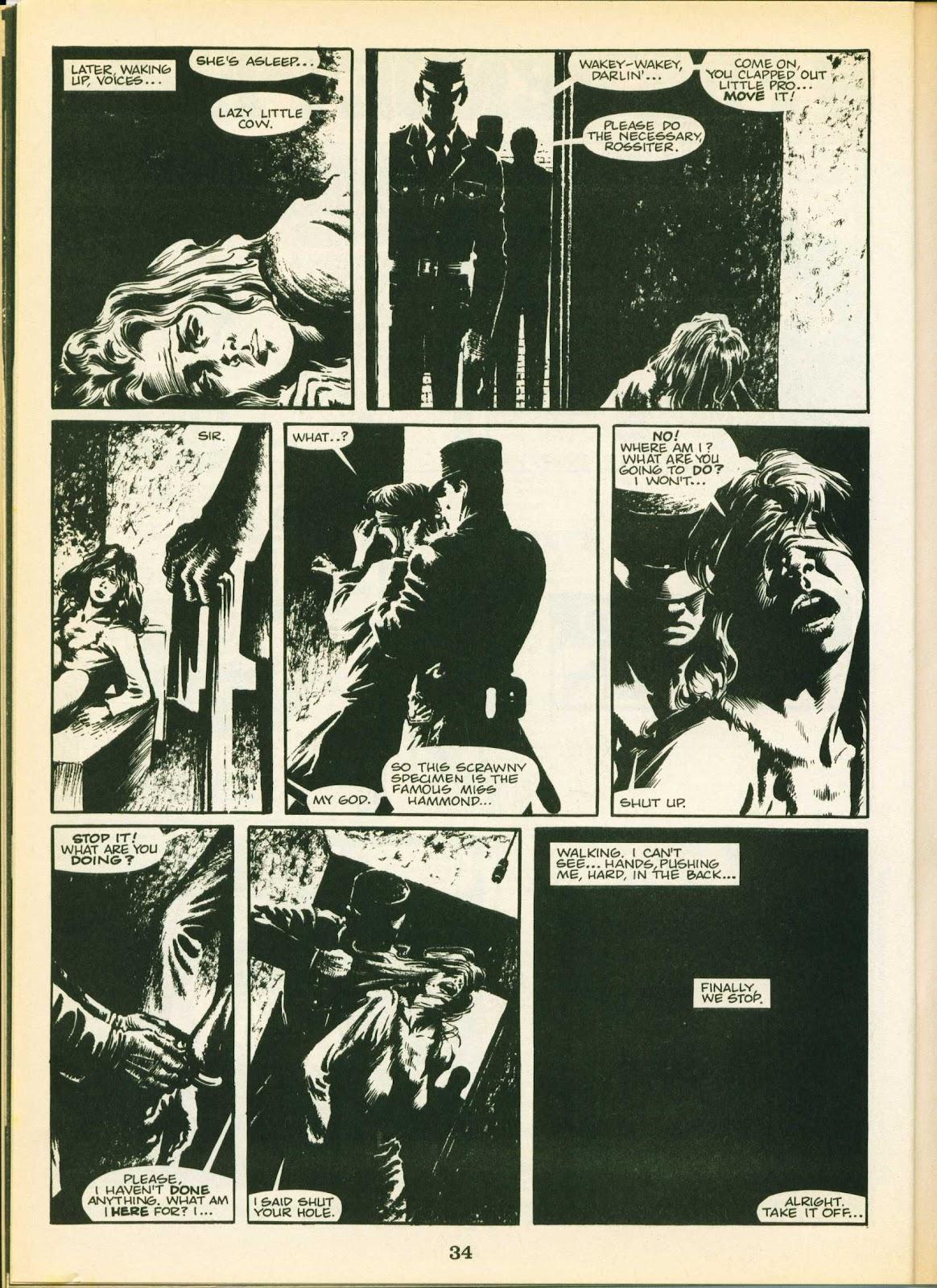 Warrior Issue #24 #25 - English 34