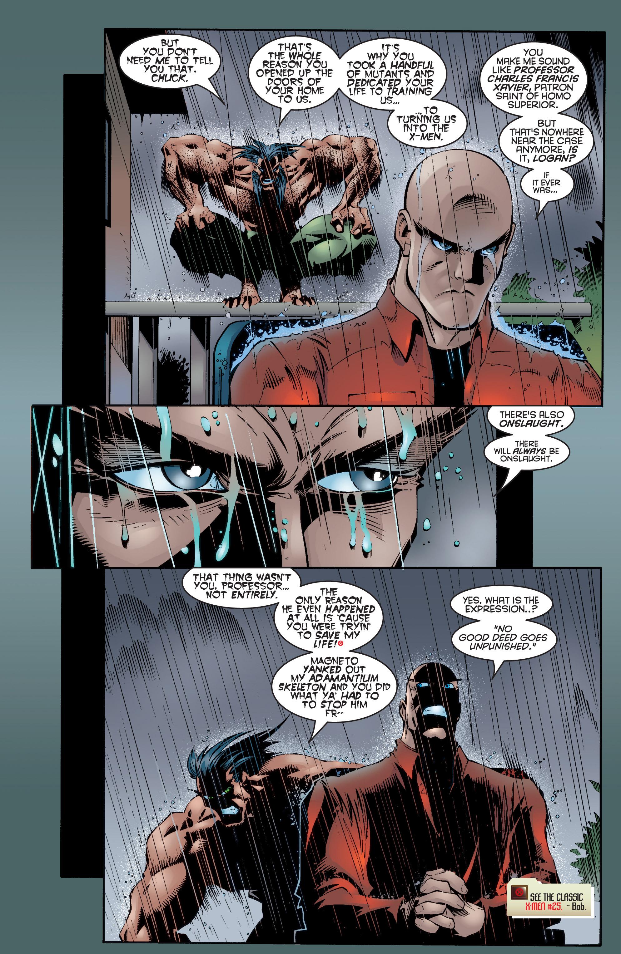 Read online Uncanny X-Men (1963) comic -  Issue #337 - 3