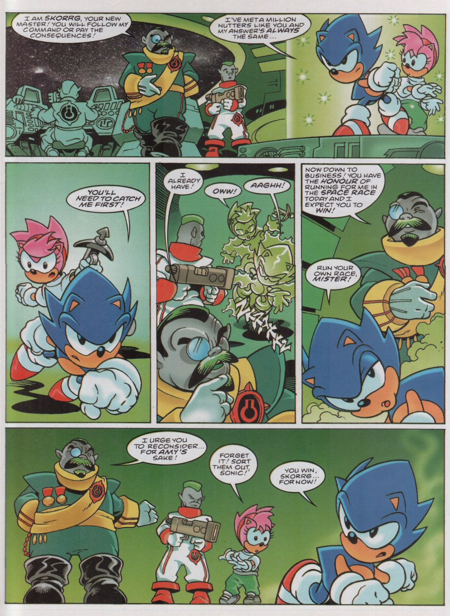 Read online Sonic the Comic comic -  Issue #161 - 4