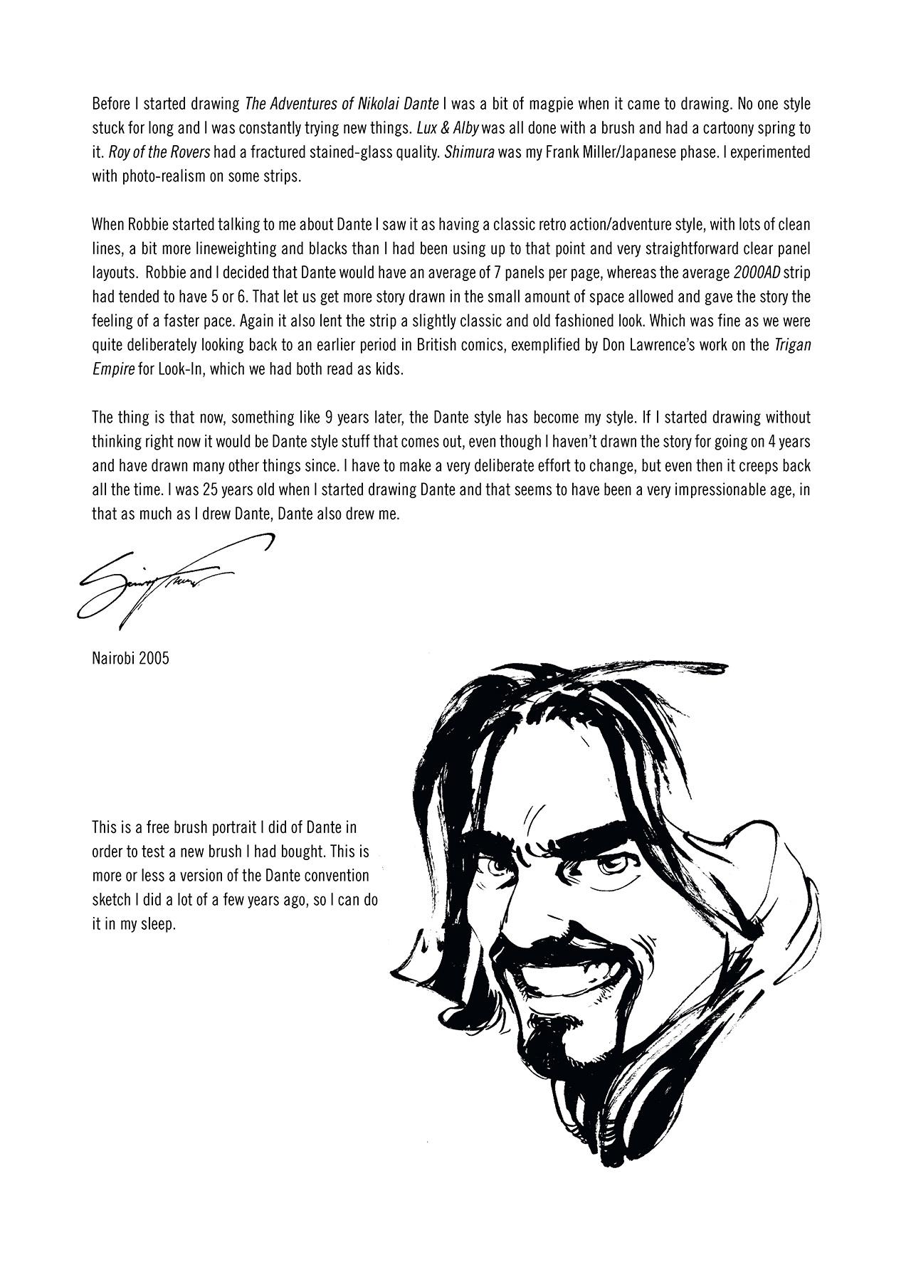 Read online Nikolai Dante comic -  Issue # TPB 3 - 139