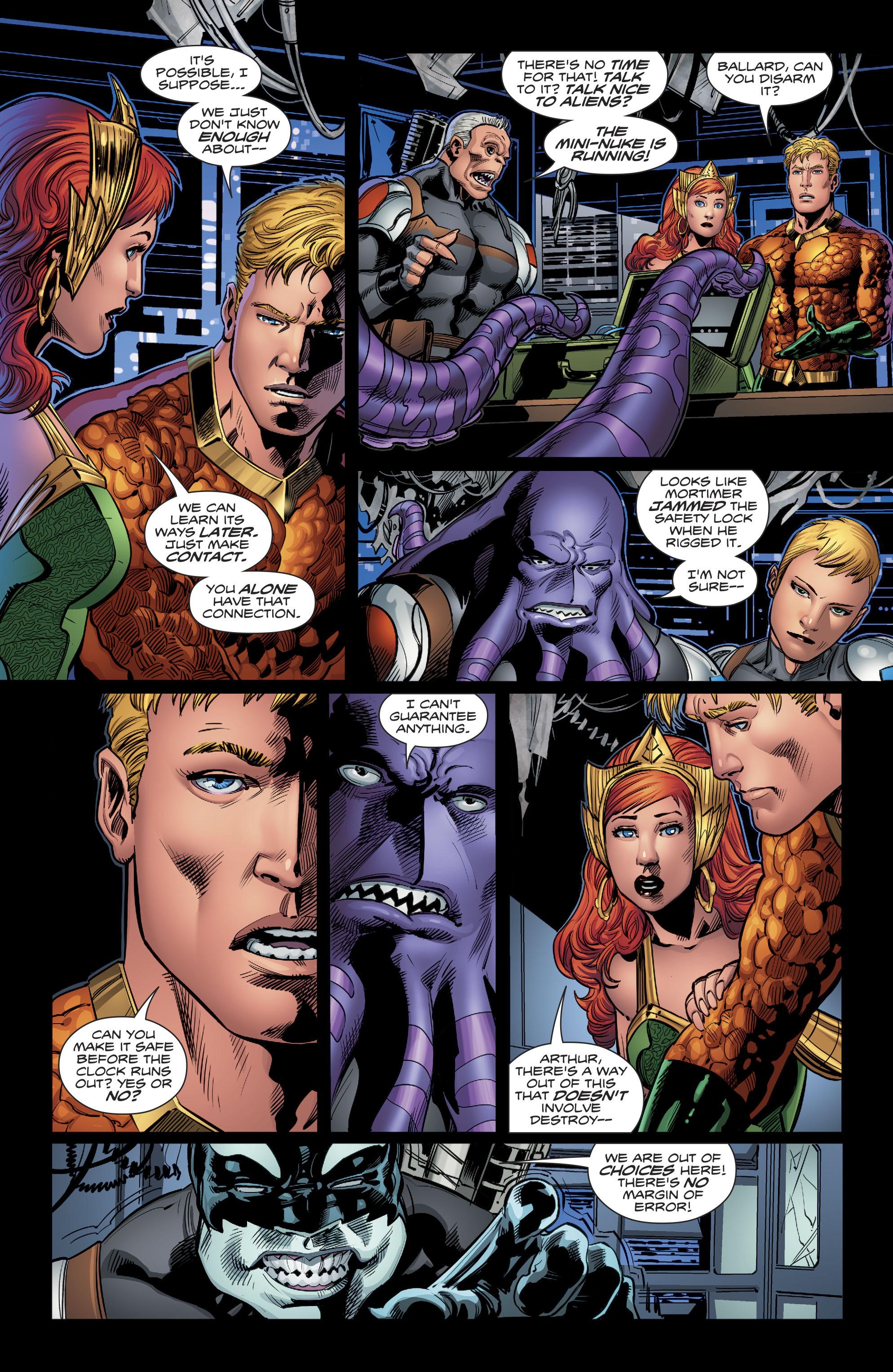Read online Aquaman (2016) comic -  Issue #22 - 11