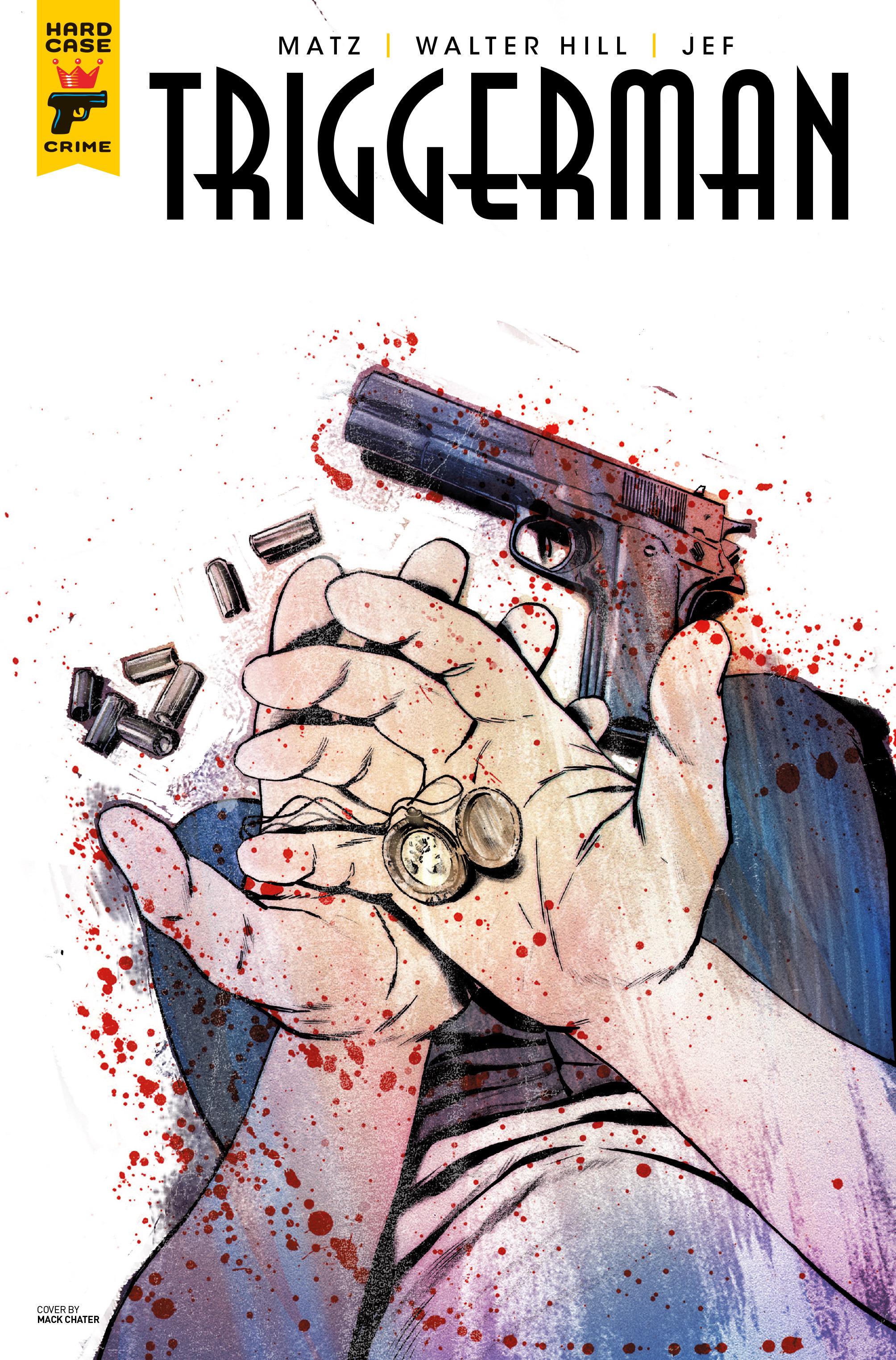 Read online Triggerman comic -  Issue #5 - 2