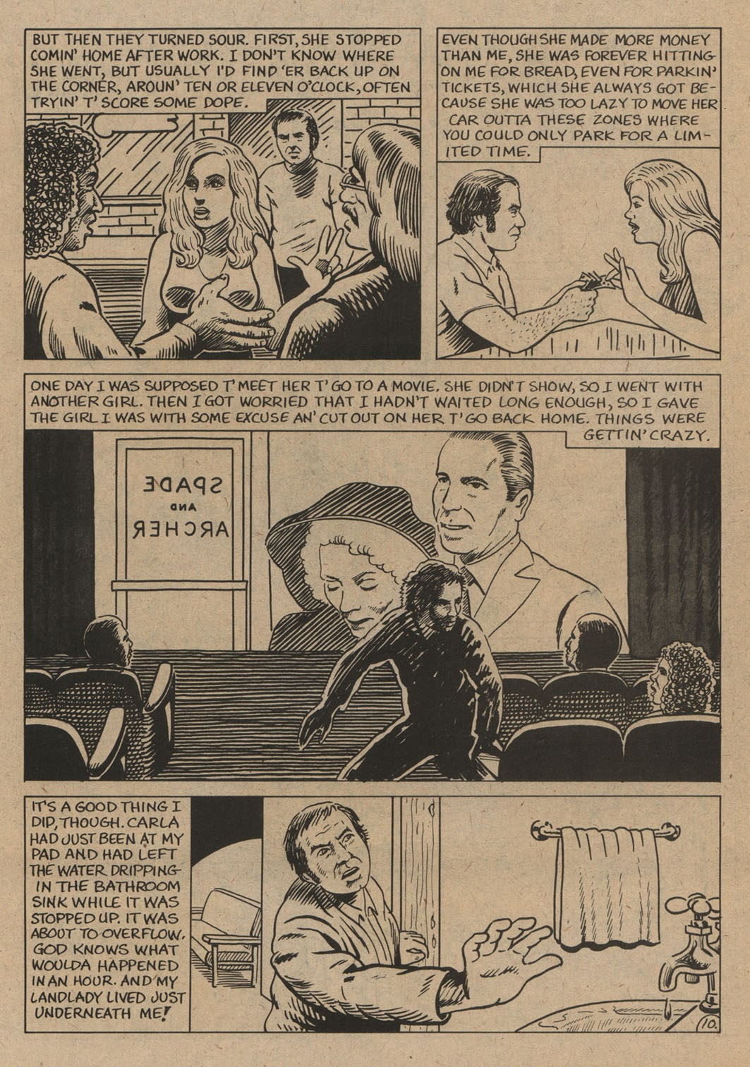 American Splendor (1976) issue 6 - Page 13