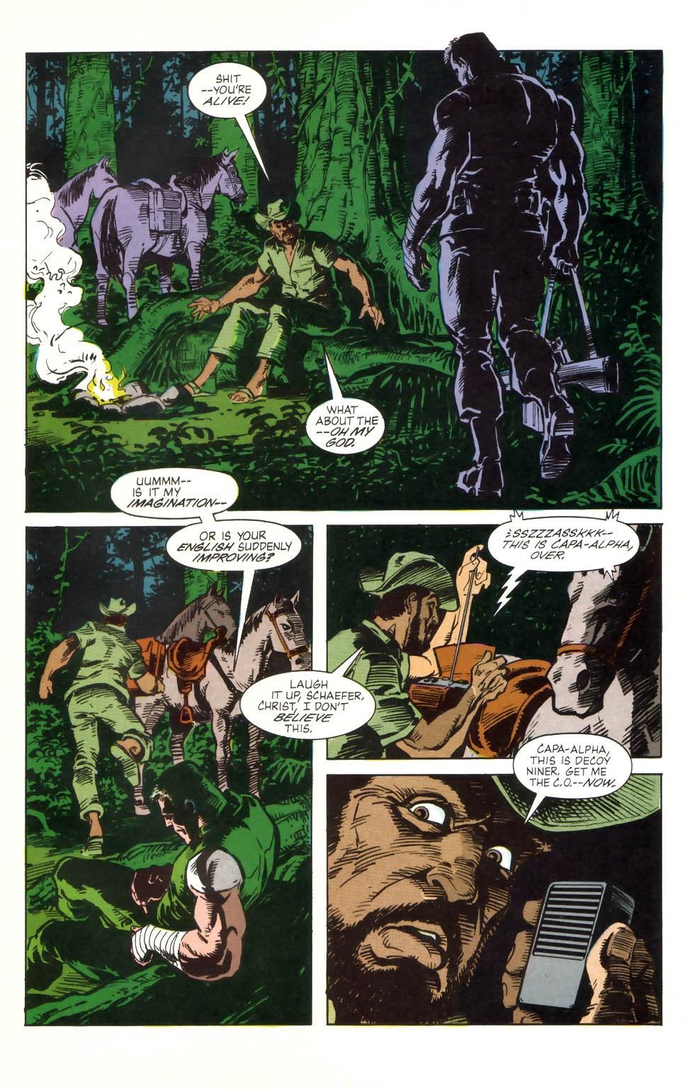 Predator (1989) issue 2 - Page 25