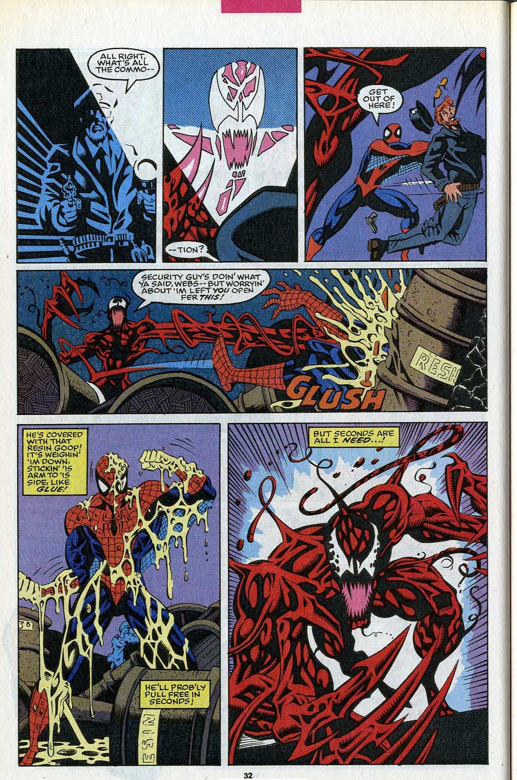 The Amazing Spider-Man (1963) _Annual_28 Page 33
