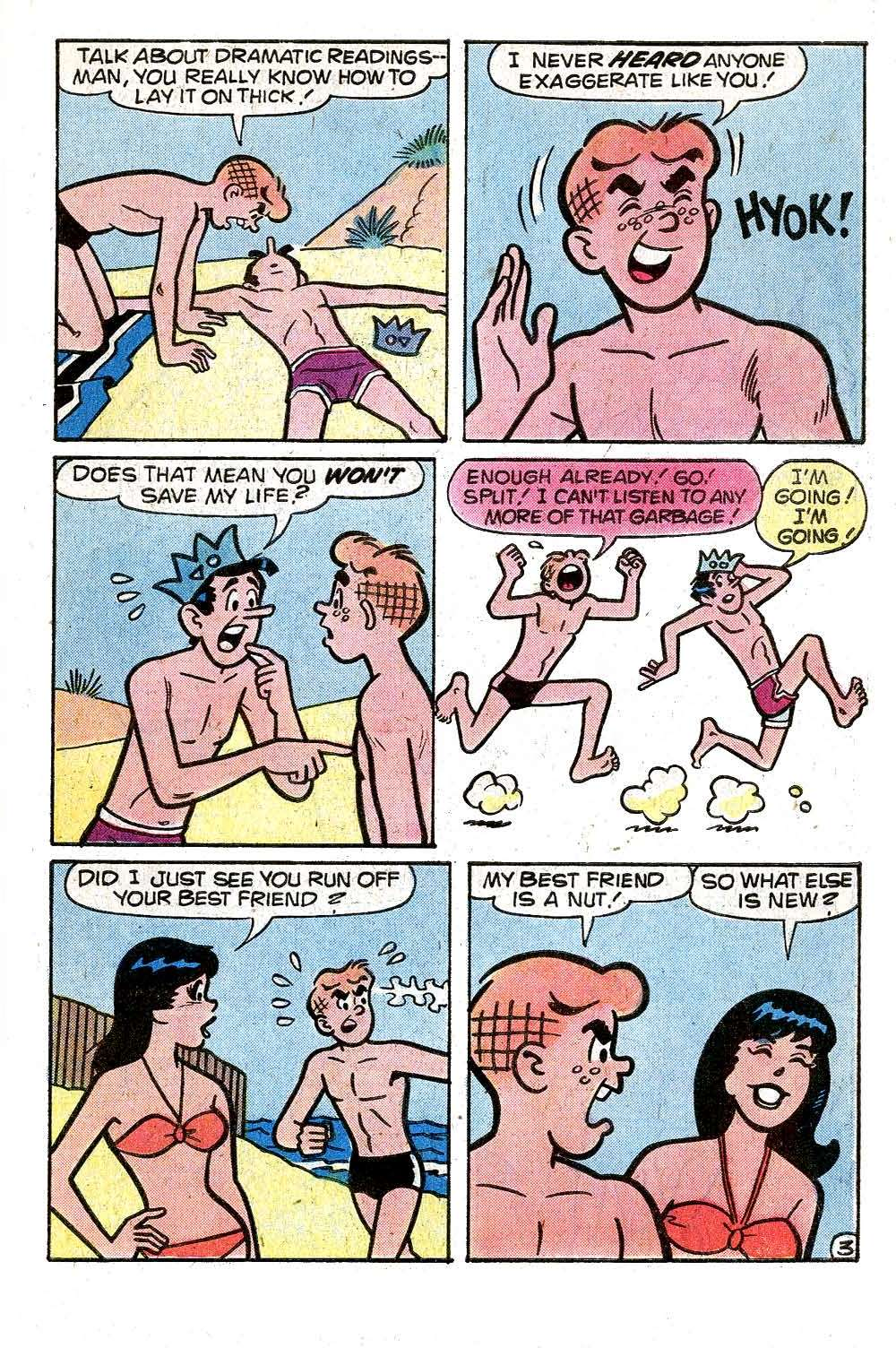 Read online Archie (1960) comic -  Issue #275 - 31