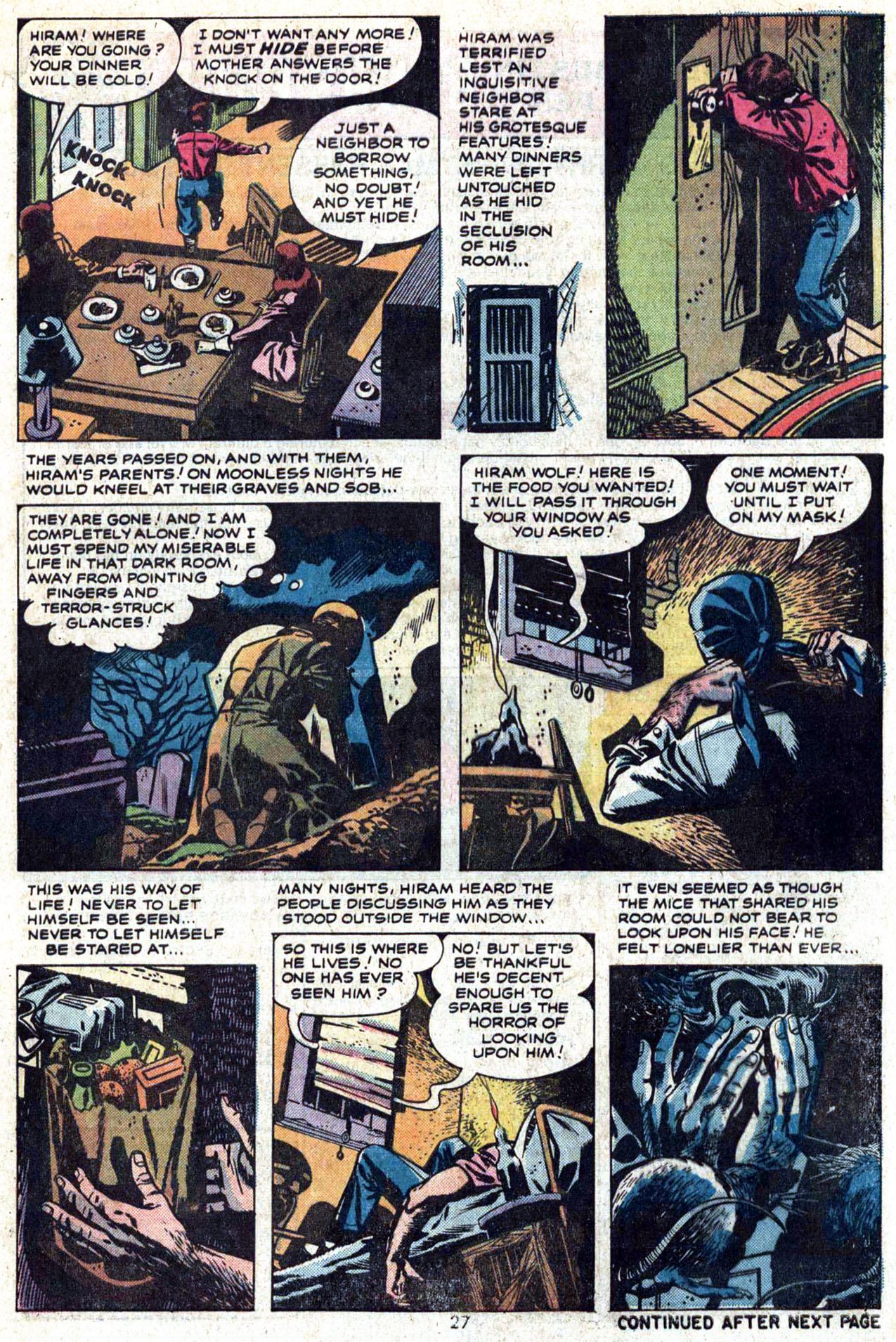Read online Amazing Adventures (1970) comic -  Issue #23 - 28