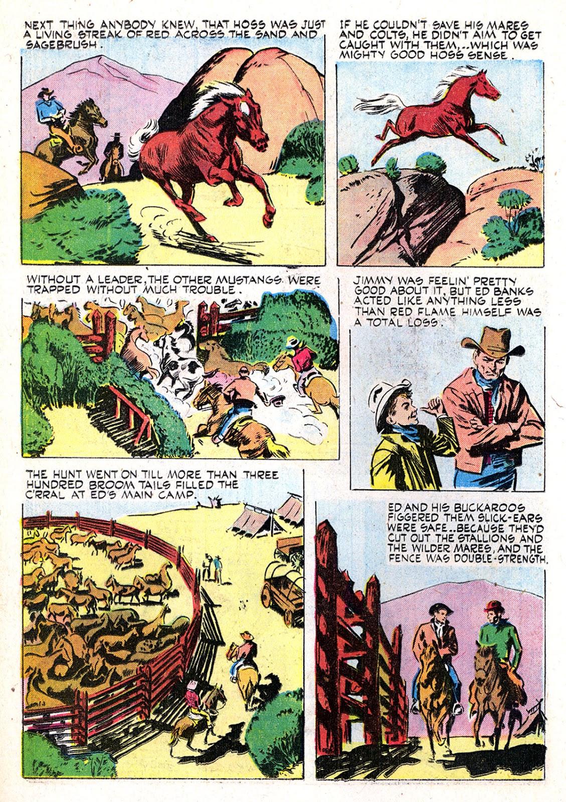 Read online Animal Comics comic -  Issue #29 - 32